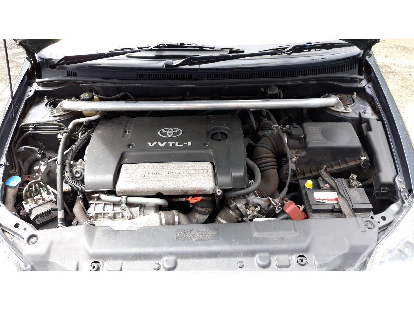 Toyota Corolla T Sport Fuse Box Wiring Library 2002 To 2009 Tte Compressor 3 Door Hatchback