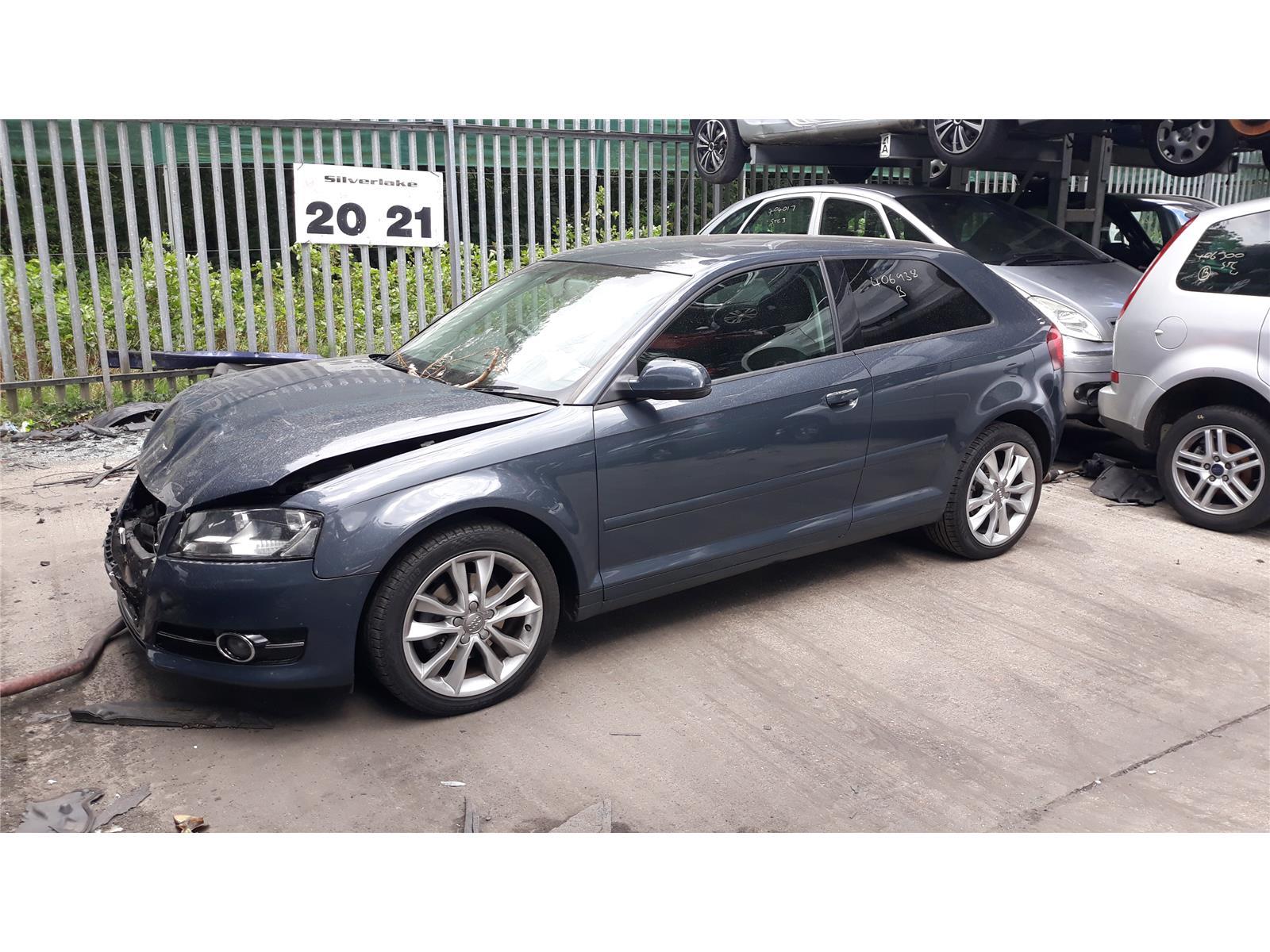 Audi A3 2008 To 2013 Sport 3 Door Hatchback Scrap Salvage Car S3 Fuse Box