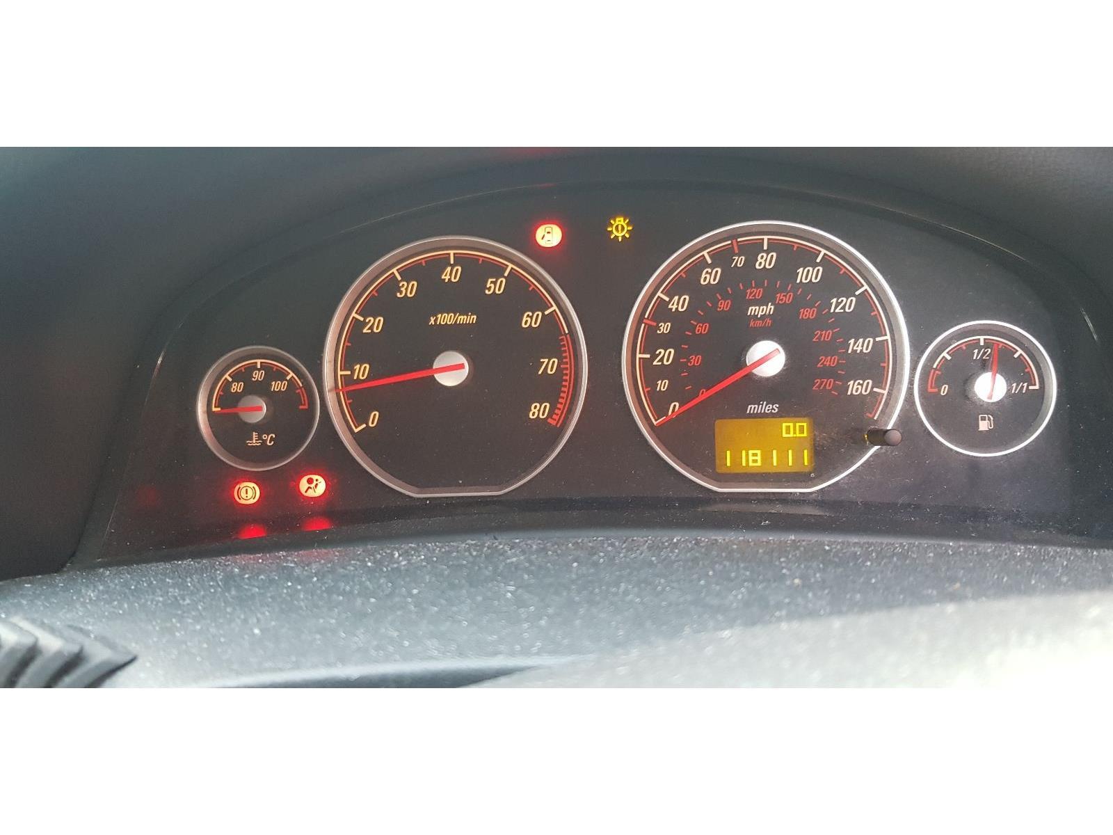 2006 vauxhall vectra 2005 to 2010 sri 2 0l manual petrol