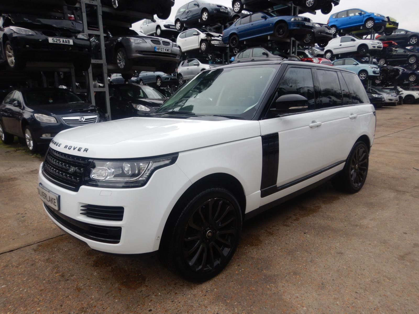 Land Rover Range Rover 2012 On Vogue SWB TDV6 4WD 5 Door Estate