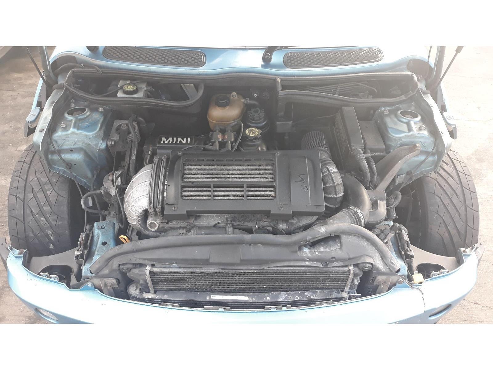 2003 mini mini 2001 to 2008 cooper s 1 6l manual petrol