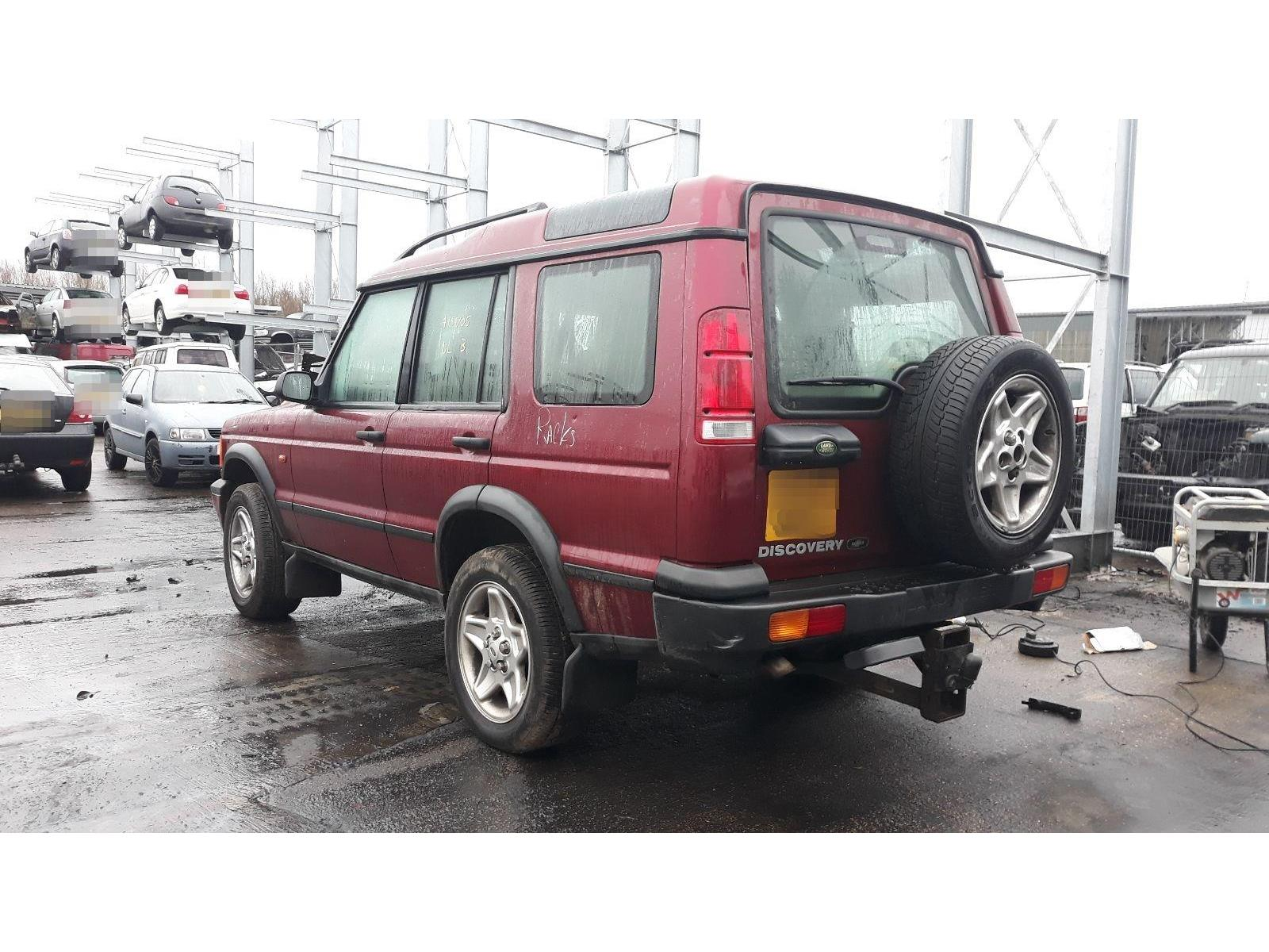 2000 Land Rover Discovery 1998 To 2003 Es 5 Seat 2 5l Car