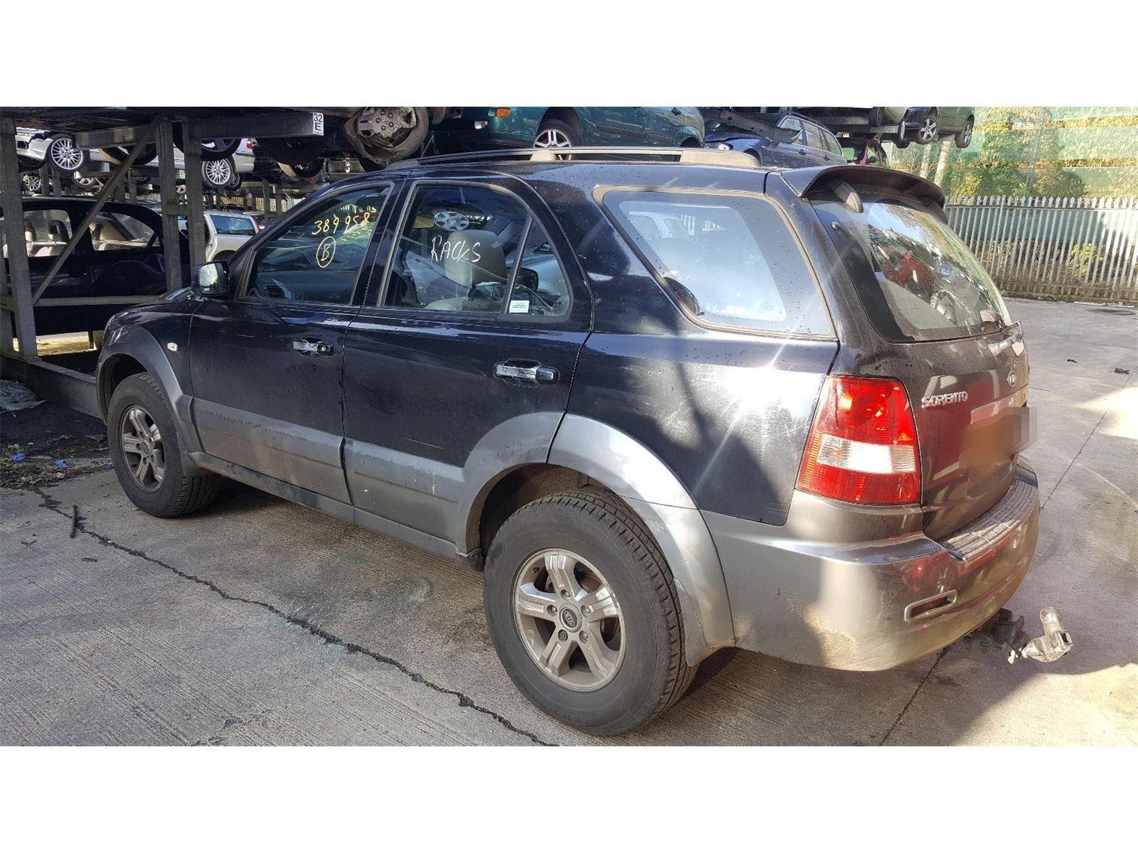 Kia Sorento 2003 To 2006 Xs Crdi 5 Door 4x4 Scrap Salvage Car Venga Fuse Box Location Year