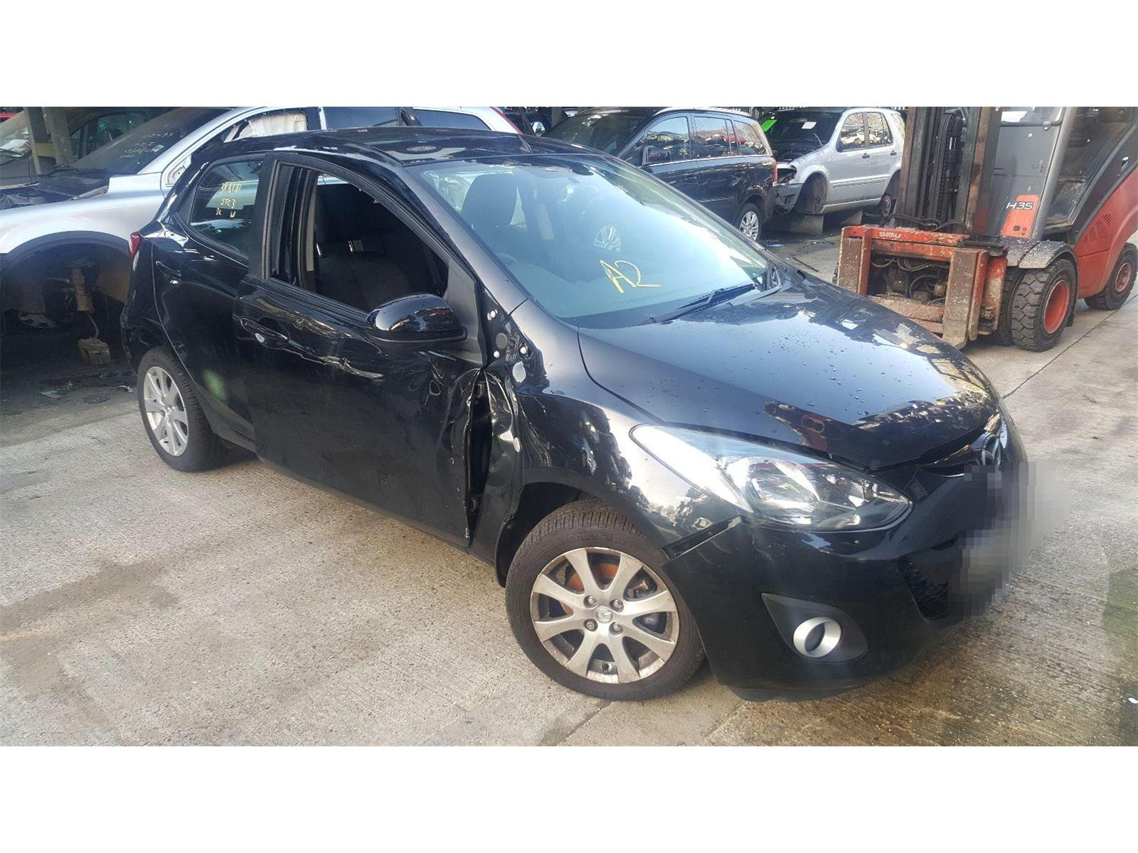 Mazda 2 2008 To 2015 Ts2 5 Door Hatchback Scrap Salvage Car For Holden Astra Ts Fuse Box Year