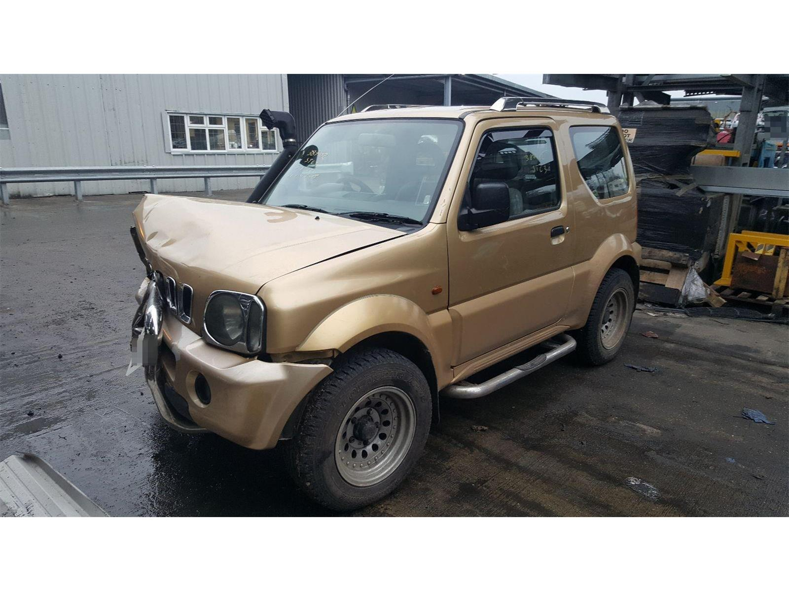 Suzuki Jimny 1999 Fuse Box Manual Of Wiring Diagram Vitara 1998 On Jlx 1 3cc Petrol Gold Car Rh Silverlake Co Uk Grand