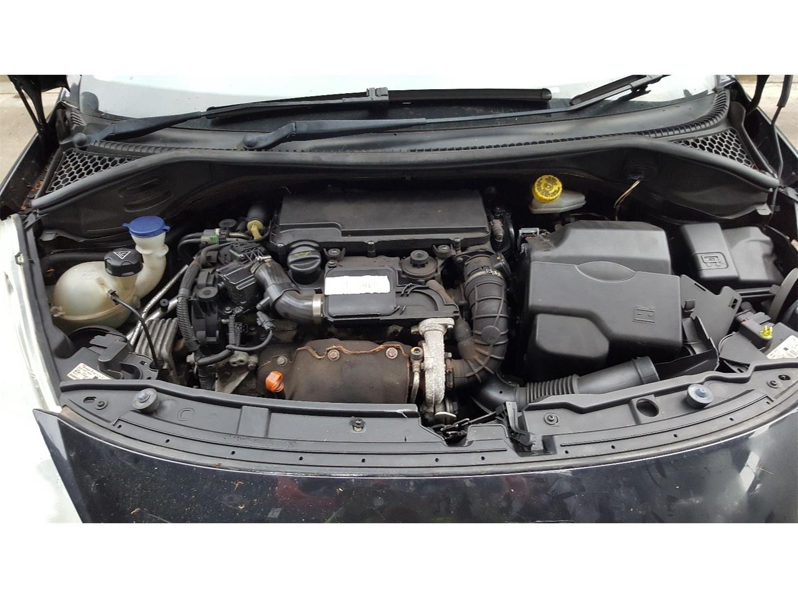 Peugeot 207 2006 To 2009 S A C Hdi 3 Door Hatchback Scrap Under Bonnet Fuse Box Year