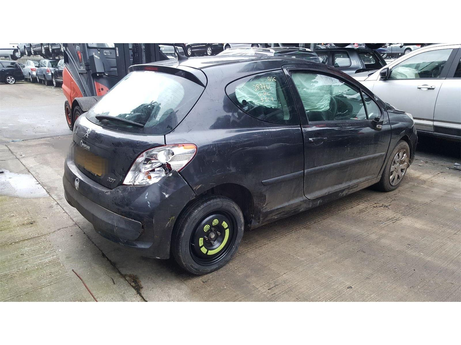 Peugeot 207 2006 To 2009 S A C Hdi 3 Door Hatchback Scrap Fuse Box For Sale