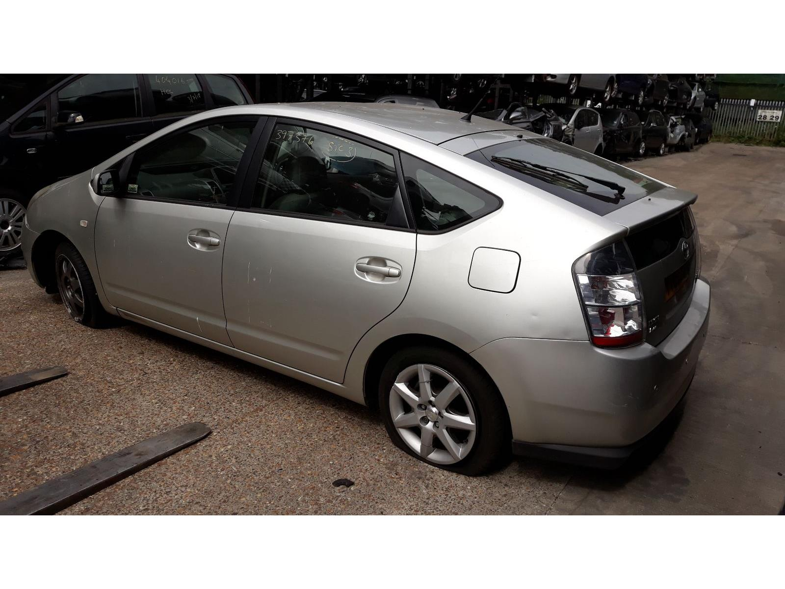 Toyota Prius 2004 To 2009 T Spirit 5 Door Hatchback Scrap Carina E Fuse Box Salvage Car For Sale Auction Silverlake Autoparts