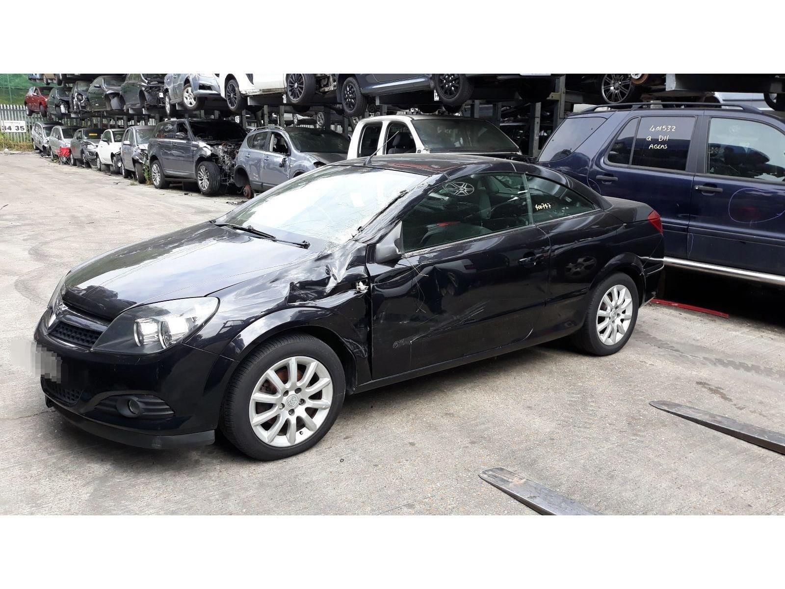 Vauxhall Astra 2005 To 2011 Twin Top Sport 2 Door Cabriolet