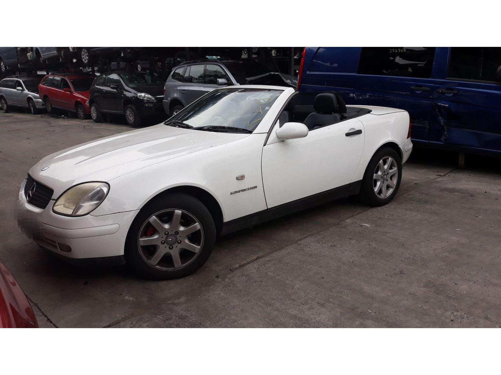 Mercedes Benz SLK 1996 To 2004 230k 2 Door Cabriolet