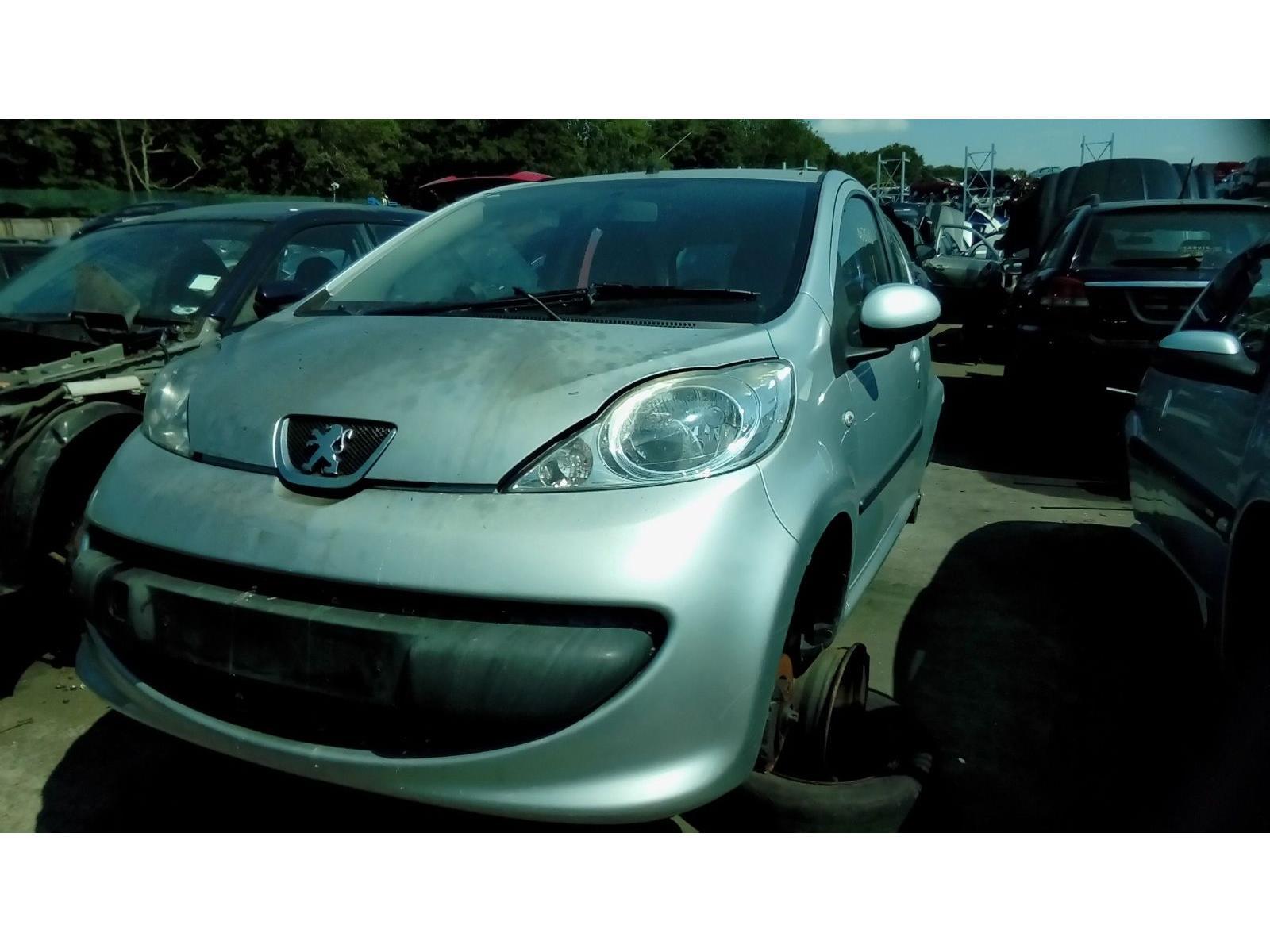 Peugeot 107 2005 To 2008 Urban 3 Door Hatchback Scrap Salvage Fuse Box On Year
