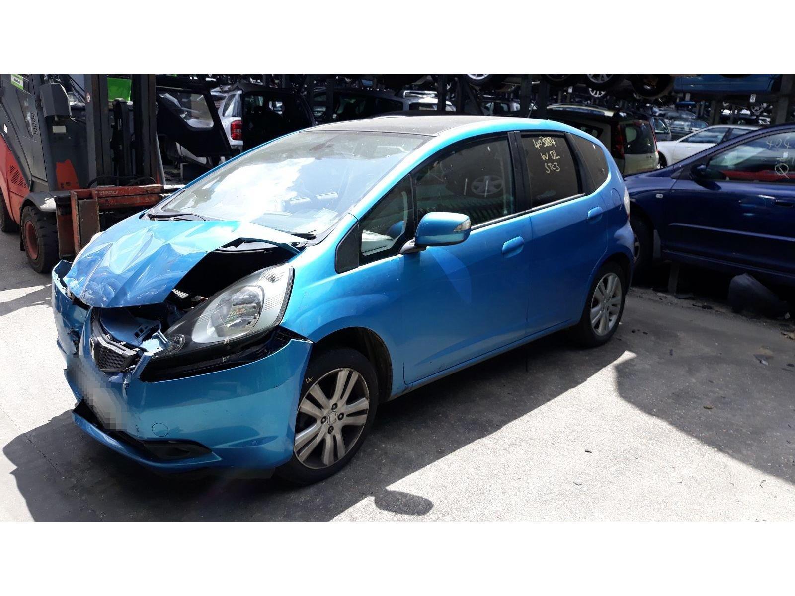 Honda Jazz 2009 To 2010 Ex I Vtec 5 Door Hatchback Scrap Salvage