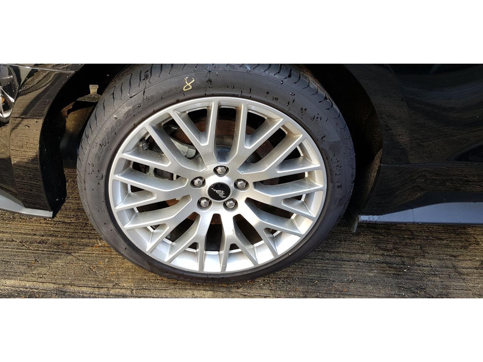 Ford Mustang 2015 To 2018 EcoBoost 2 Door Coupe / scrap