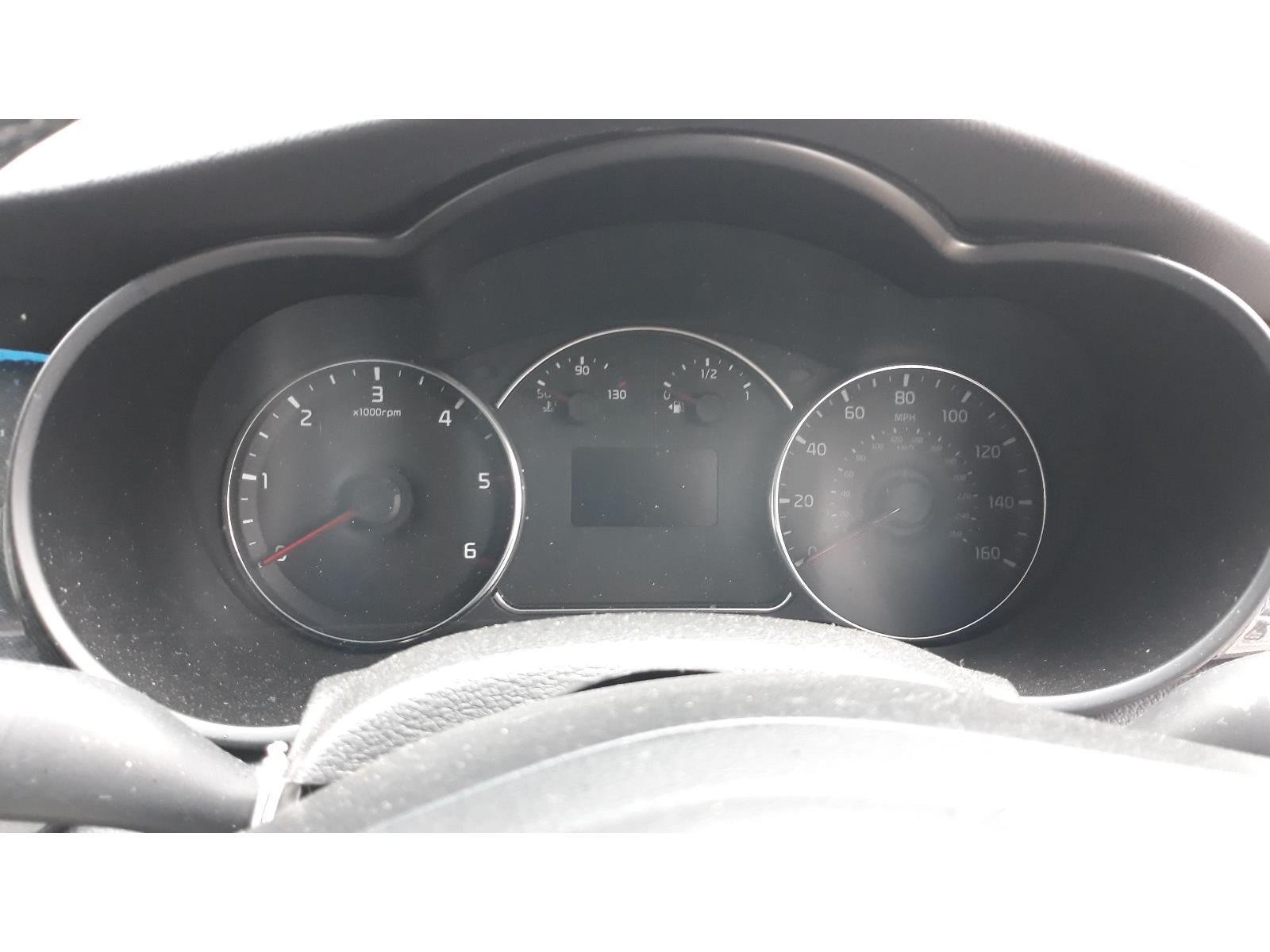 Kia Carens 2013 To 2016 3 Sat Nav Crdi Ecodynamics Mpv Scrap Fuse Box Location Salvage Car For Sale Auction Silverlake Autoparts