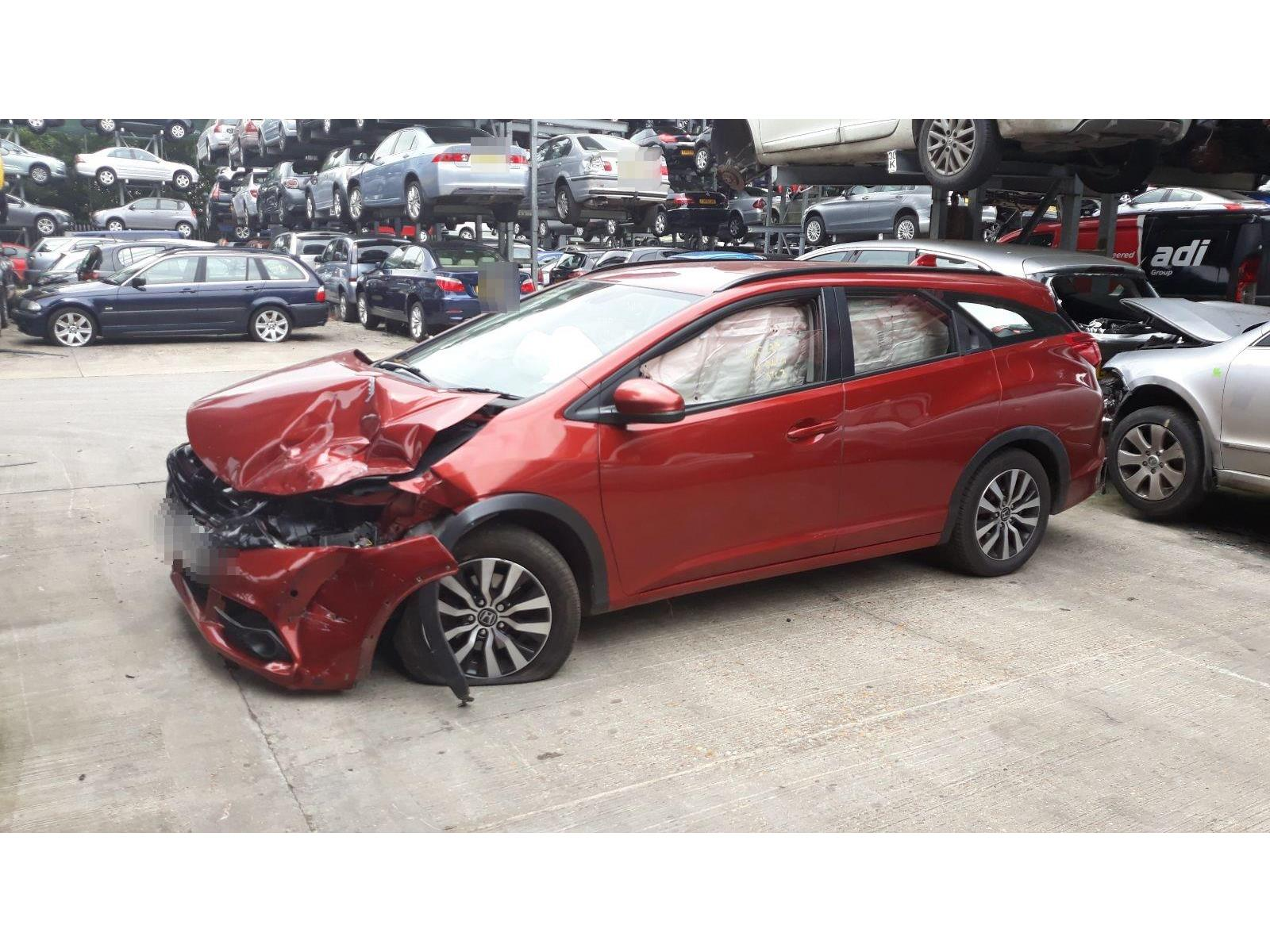 2014 Honda Civic 2012 To 2015 SE Plus i-DTEC 1 6l Manual