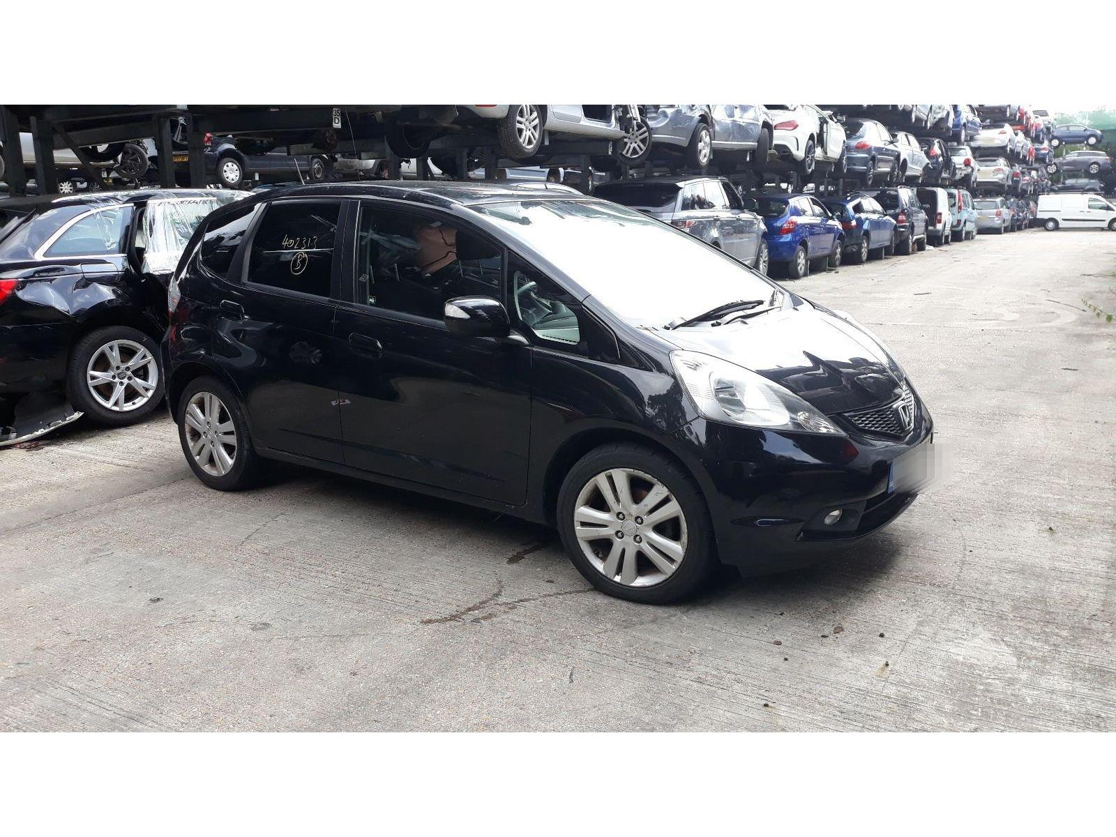Honda Jazz 2009 To 2010 Ex I Vtec 5 Door Hatchback Scrap Salvage Fit Fuse Box Car For Sale Auction Silverlake Autoparts