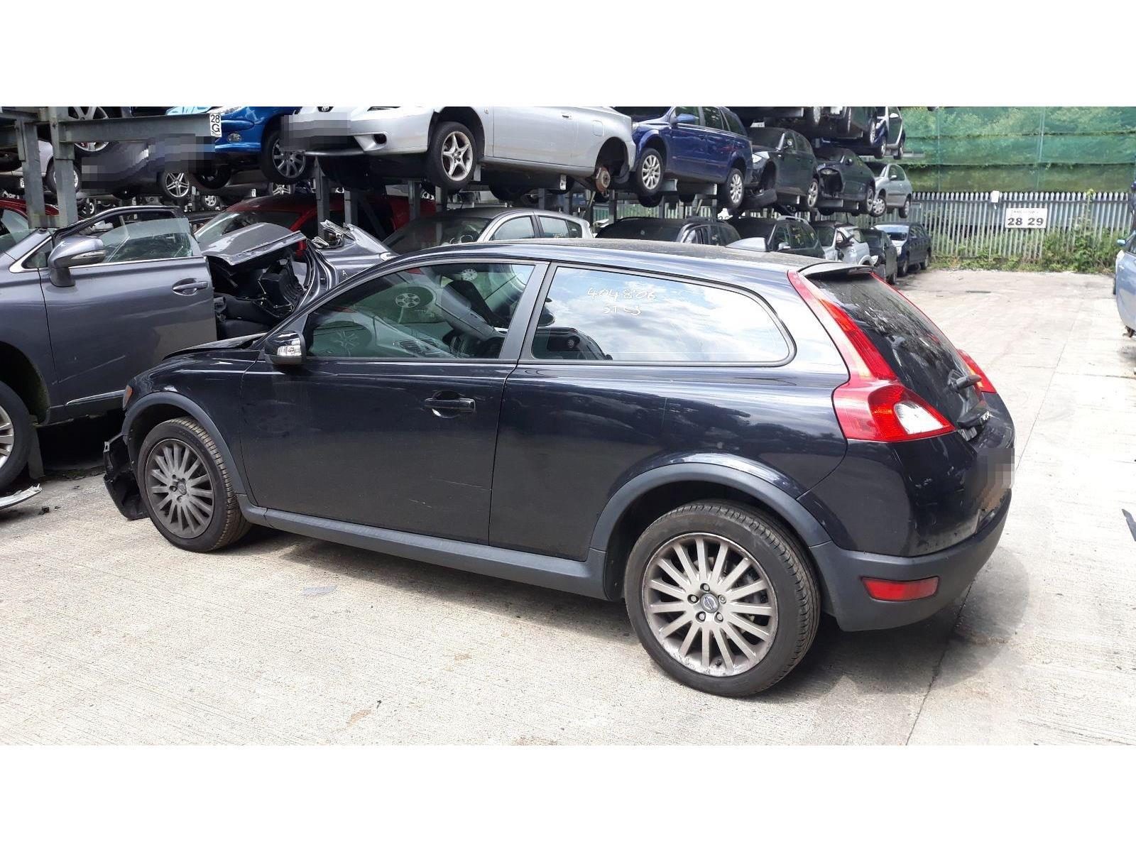 Volvo C30 2007 To 2009 Se Lux 3 Door Coupe Scrap Salvage Car For Fuse Box Sale Auction Silverlake Autoparts