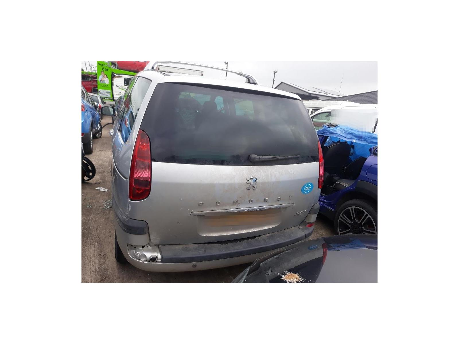 Peugeot 807 2002 To 2010 GLX HDi M.P.V. / scrap / salvage car for sale /  auction | Silverlake Autoparts