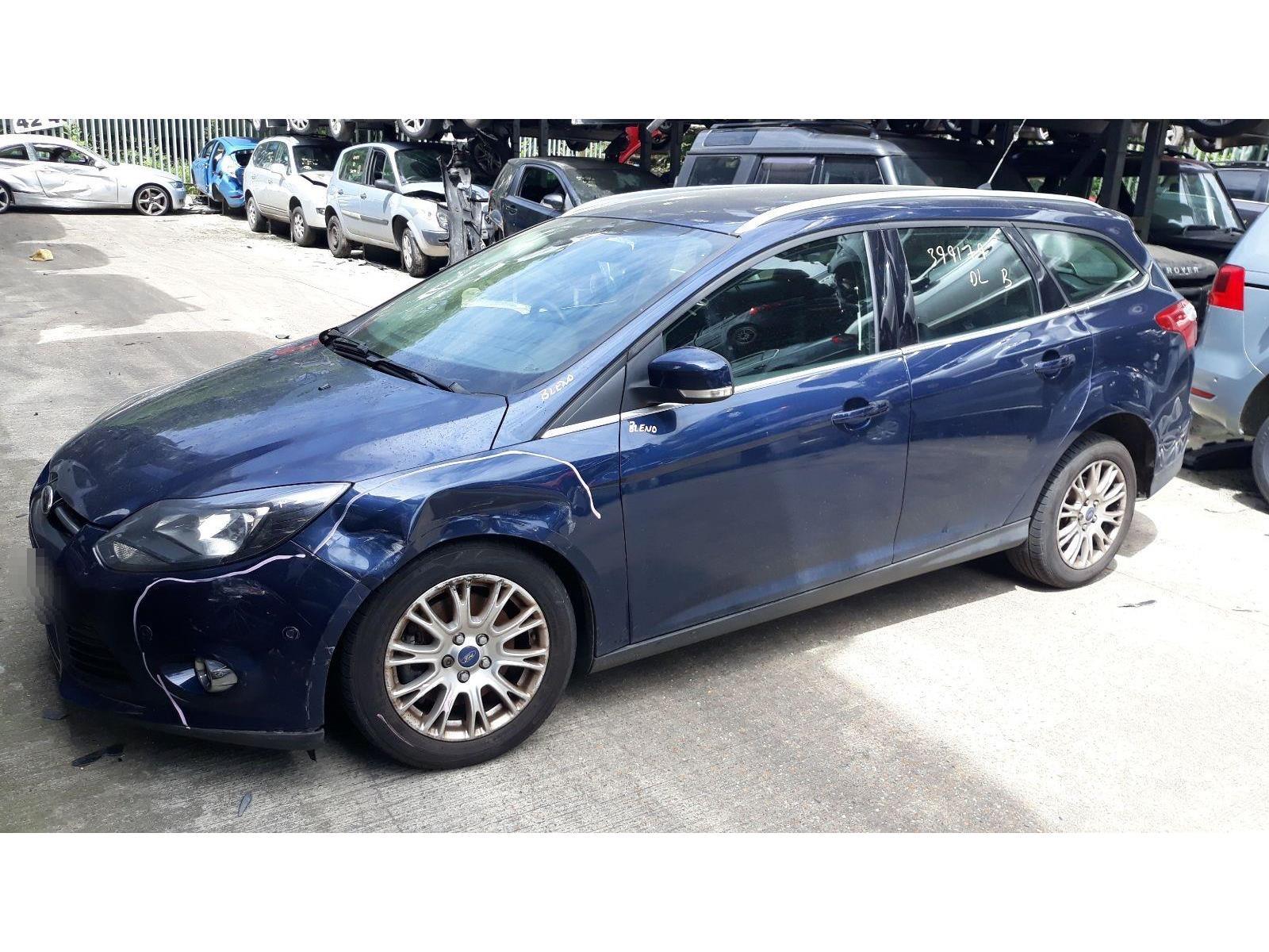 Ford Focus 2011 To 2014 Titanium 5 Door Estate Scrap Salvage Car