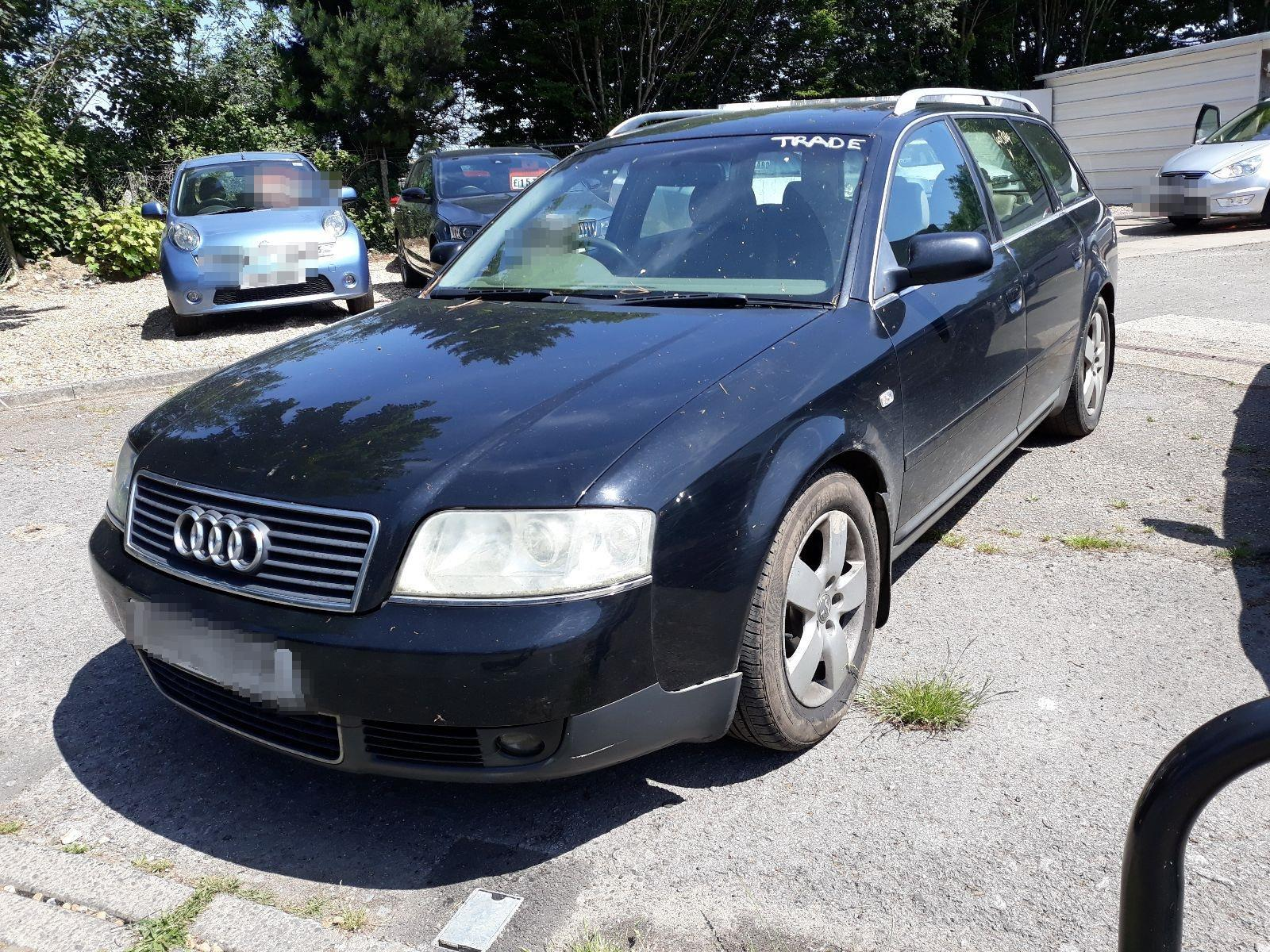 Audi A6 2001 To 2004 Avant Se Tdi 5 Door Estate Scrap Salvage Fuse Box 2006