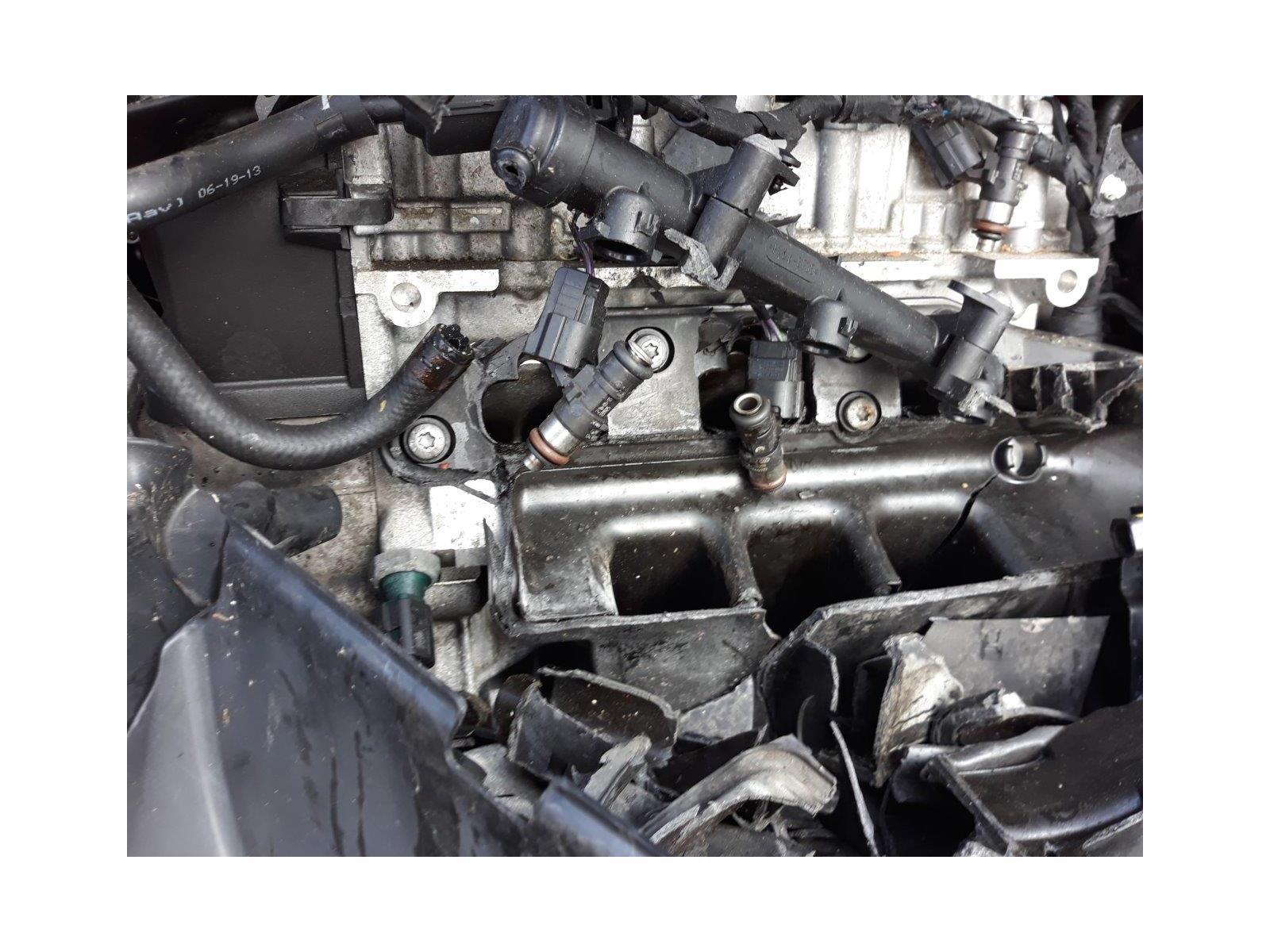 Skoda Citigo 2012 To 2017 S 5 Door Hatchback Scrap Salvage Car Fuse Box Year