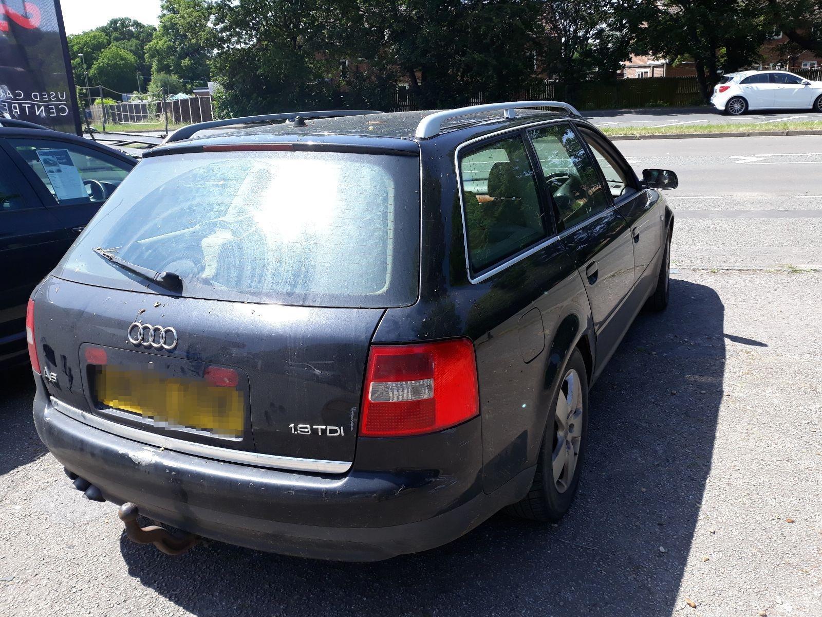 Audi A6 2001 To 2004 Avant Se Tdi 5 Door Estate Scrap Salvage Fuse Box 2006 Car For Sale Auction Silverlake Autoparts
