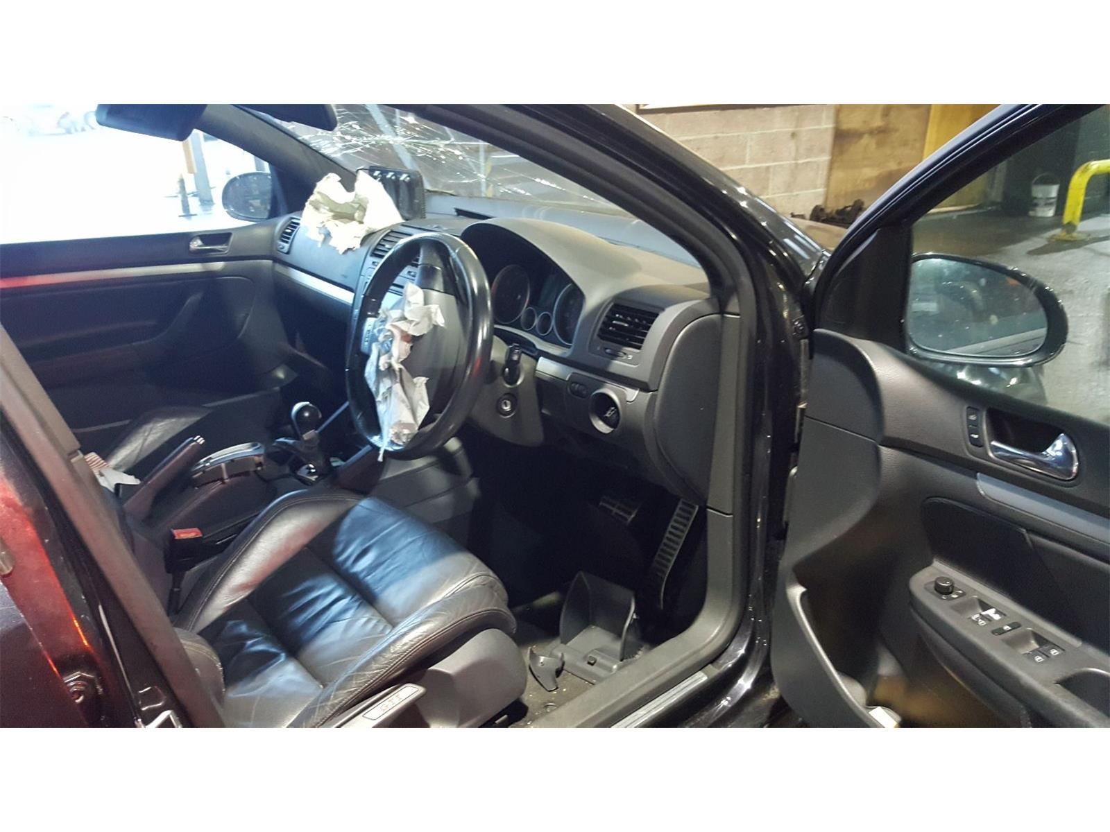 Volkswagen Golf Mk5 2003 To 2009 Gti 5 Door Hatchback Scrap Skoda Fabia Comfort Fuse Box Salvage Car For Sale Auction Silverlake Autoparts