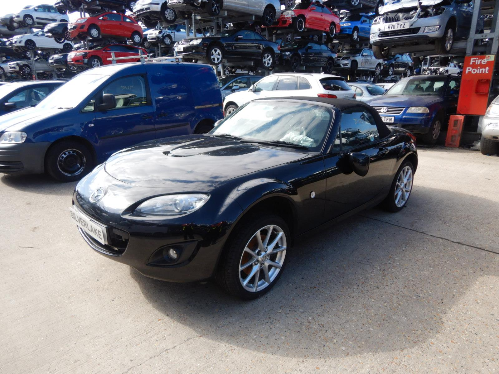 Mazda MX5 2009 To 2015 Sport Tech 2 Door Roadster / Scrap / Salvage Car For  Sale / Auction | Silverlake Autoparts