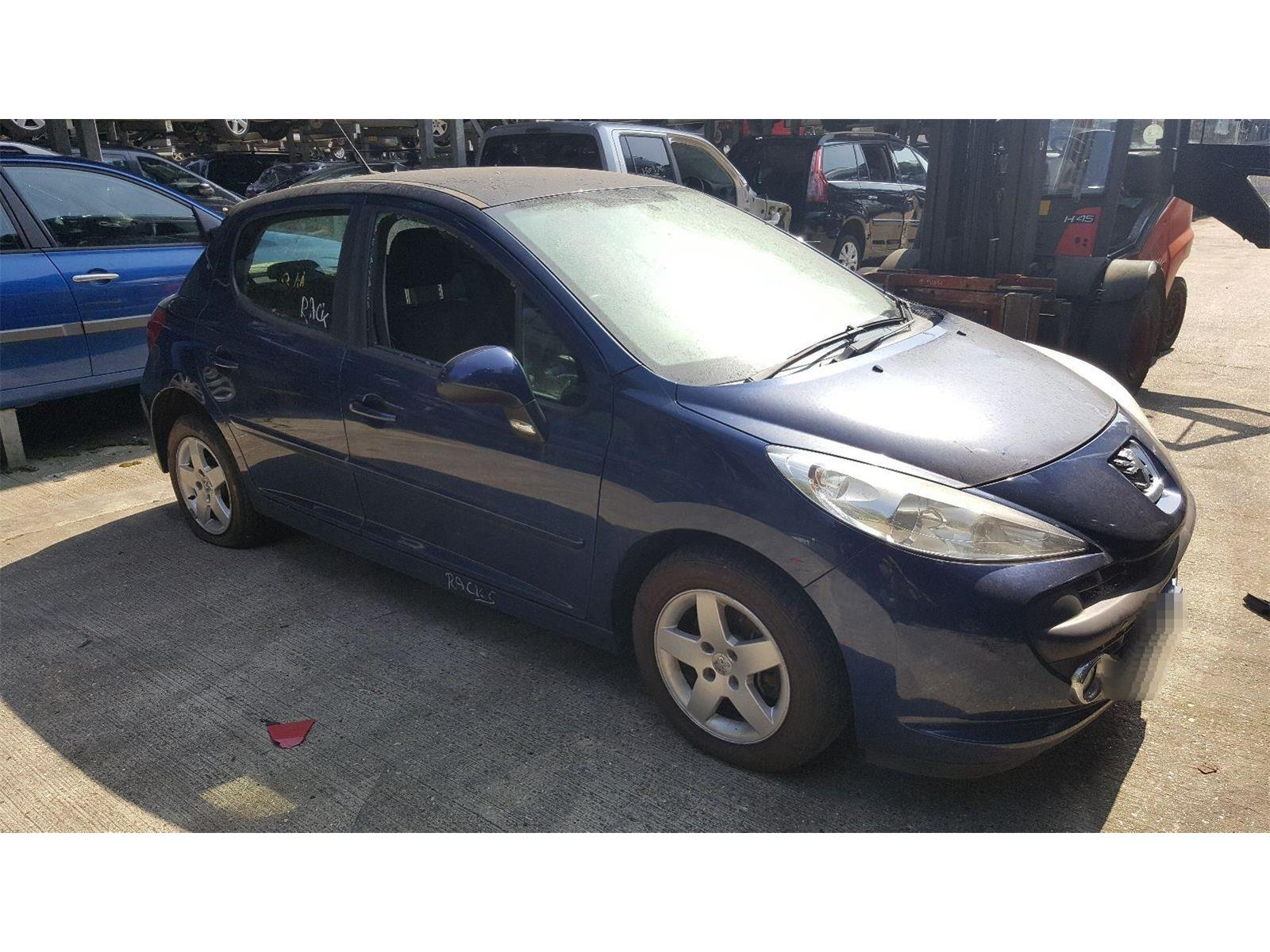 Peugeot 207 2006 To 2009 Sport 5 Door Hatchback Scrap Salvage 307 Fuse Box Location Car For Sale Auction Silverlake Autoparts