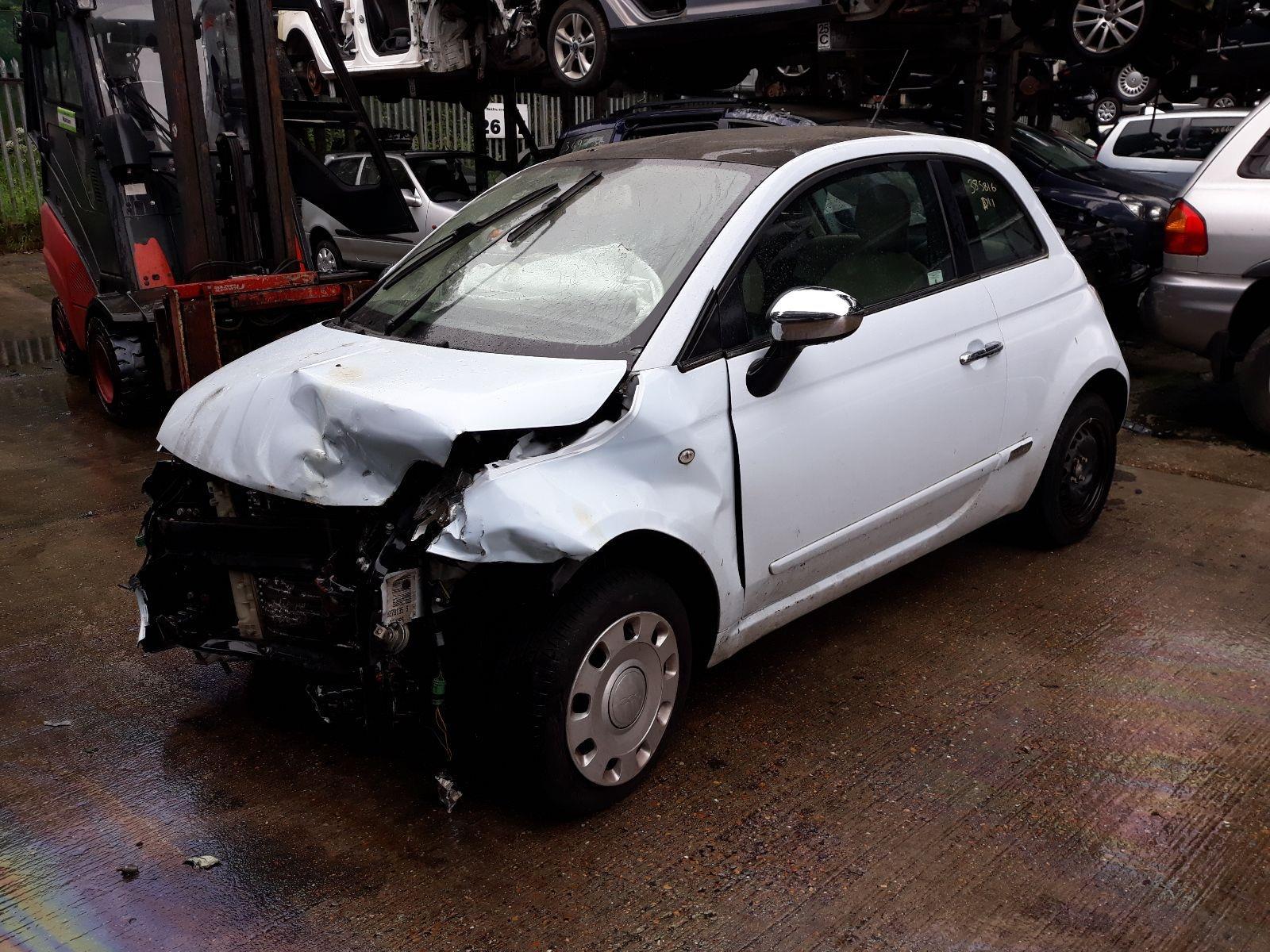 Fiat 500 2008 To 2015 Pop 3 Door Hatchback