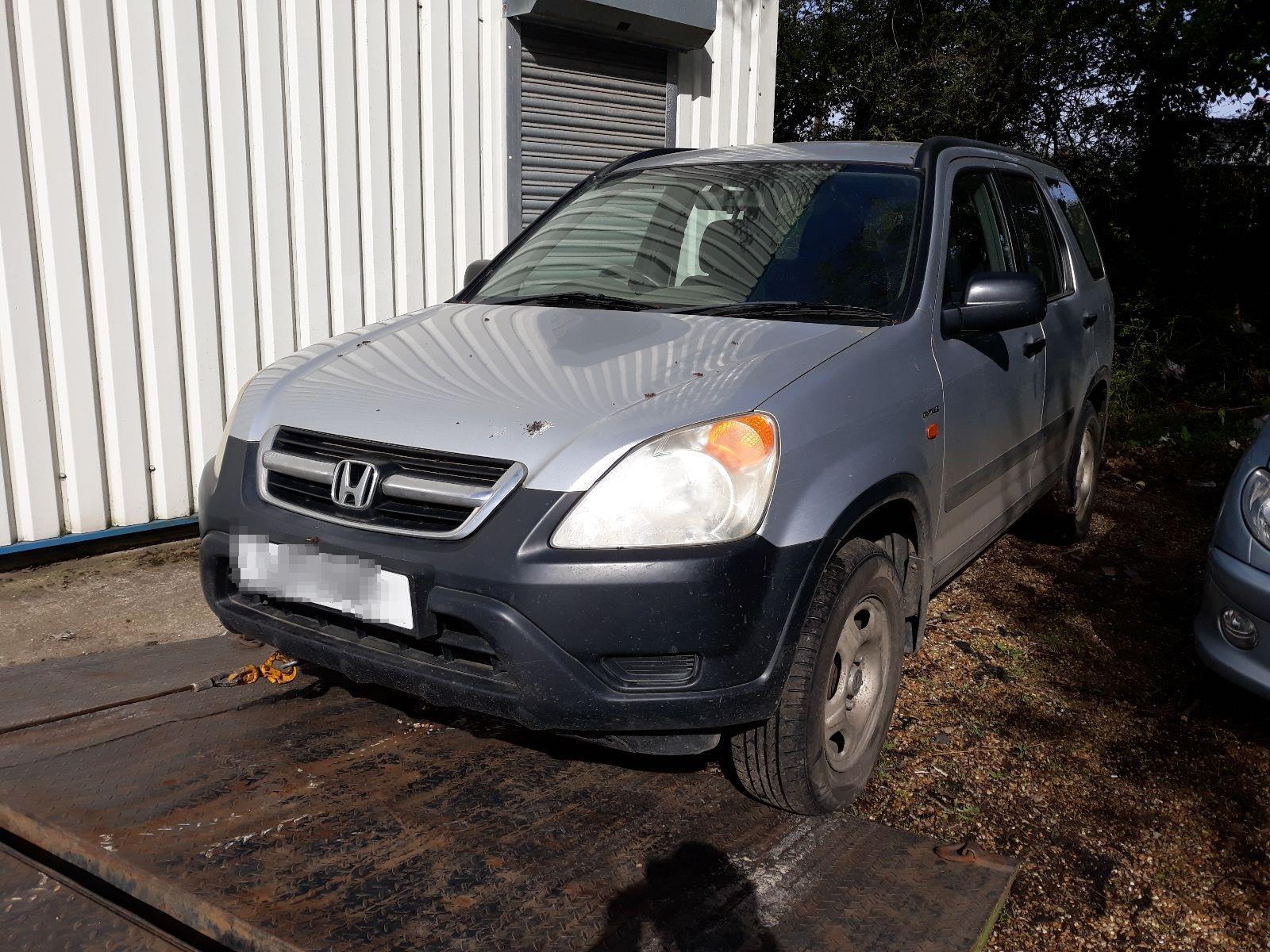 Honda Cr V 2002 To 2003 Se 5 Door Estate Scrap Salvage Car For