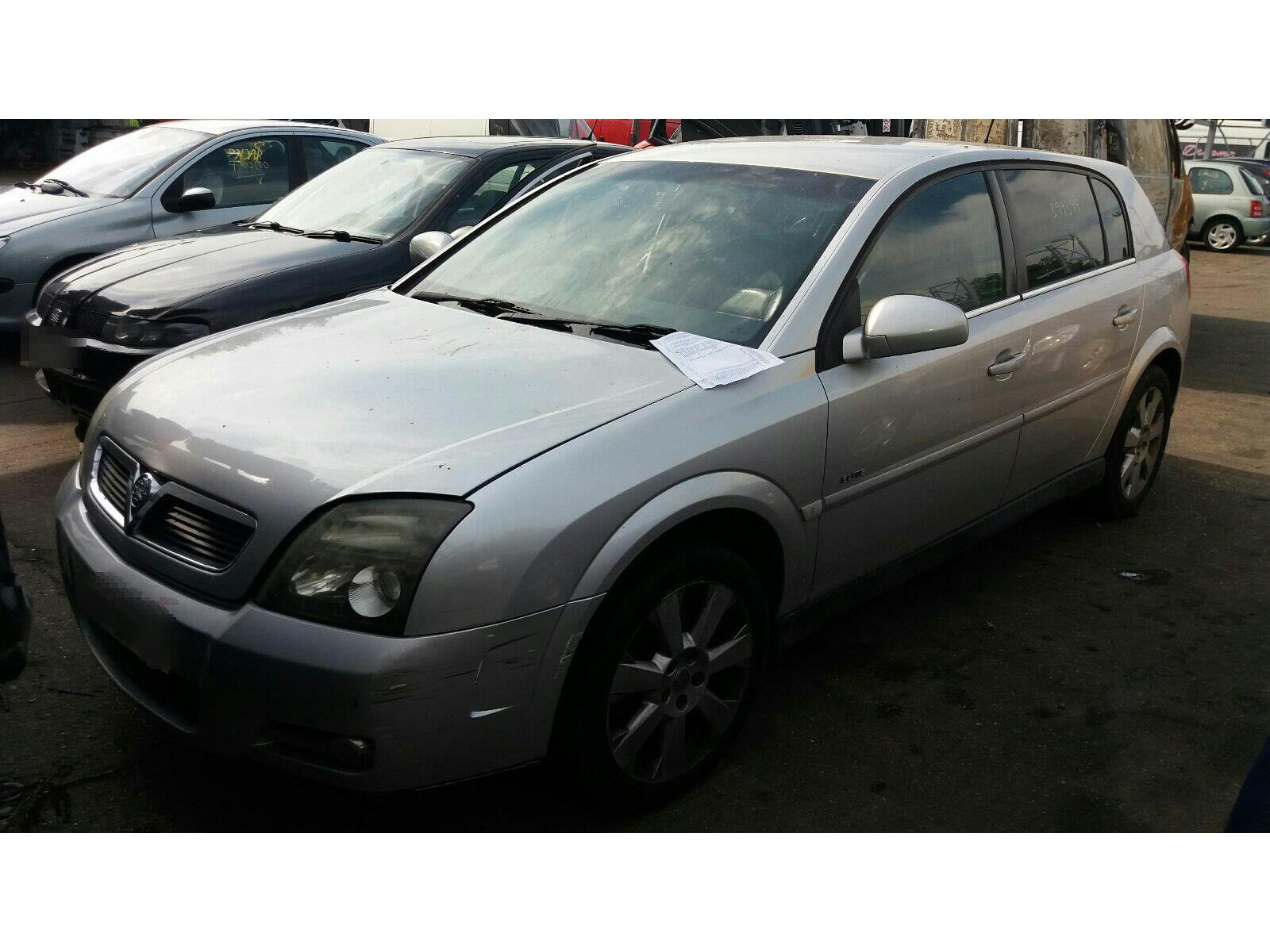Vauxhall Signum 2003 To 2009 Elite 5 Door Hatchback