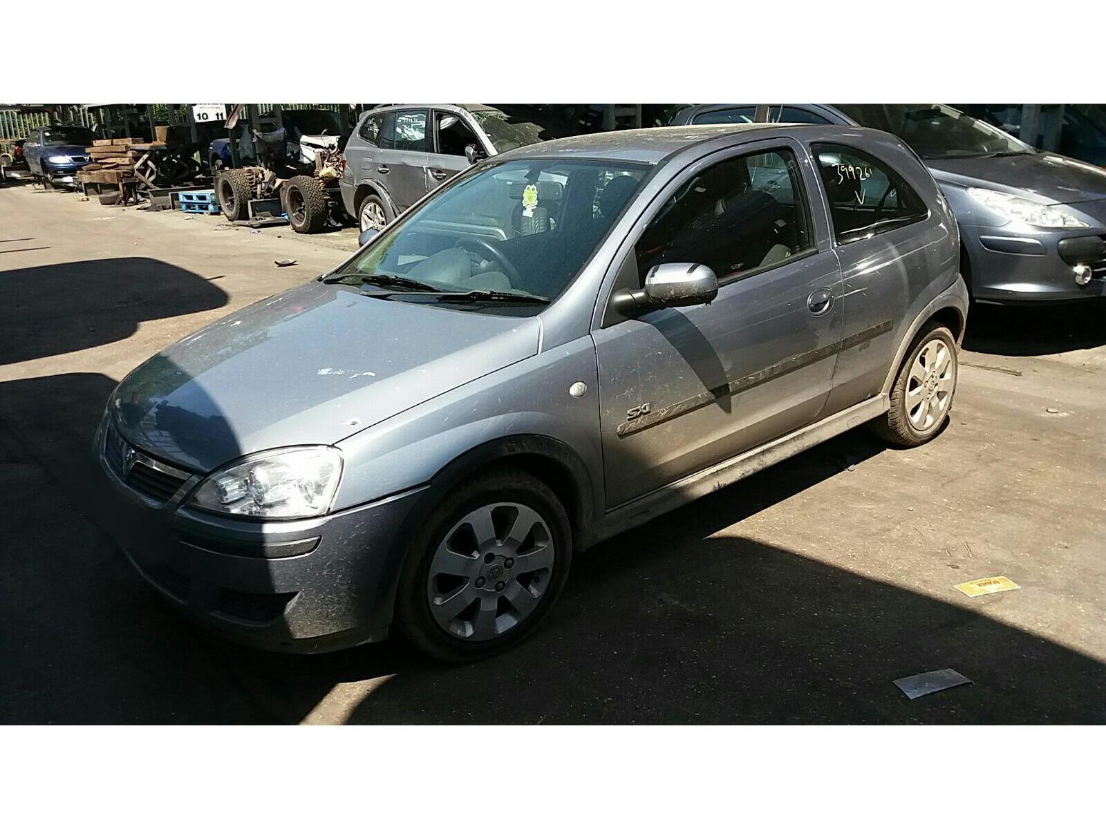 Vauxhall Corsa 2000 To 2006 SXi Sun Visor RH