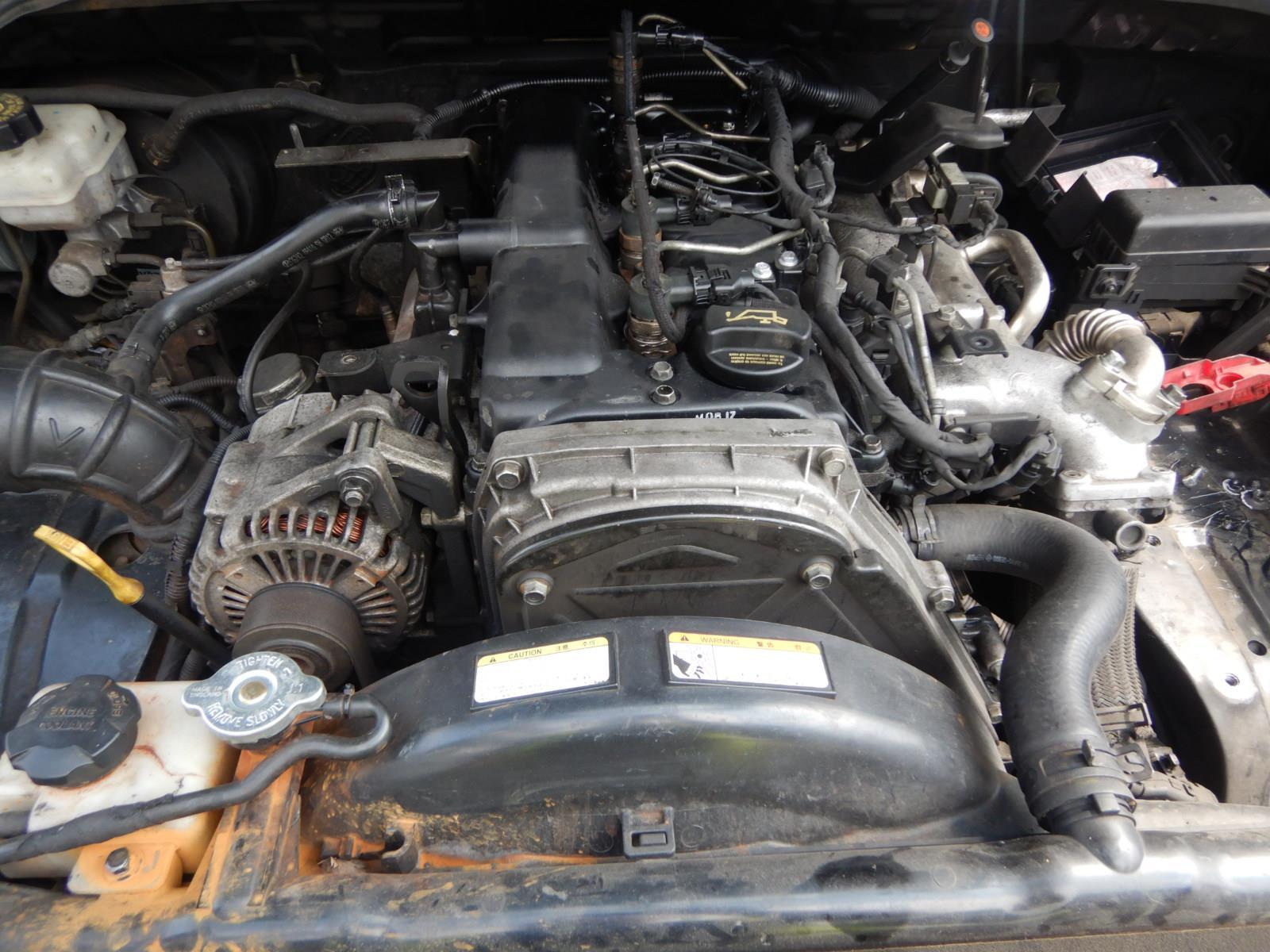 kia sorento 2009 engine