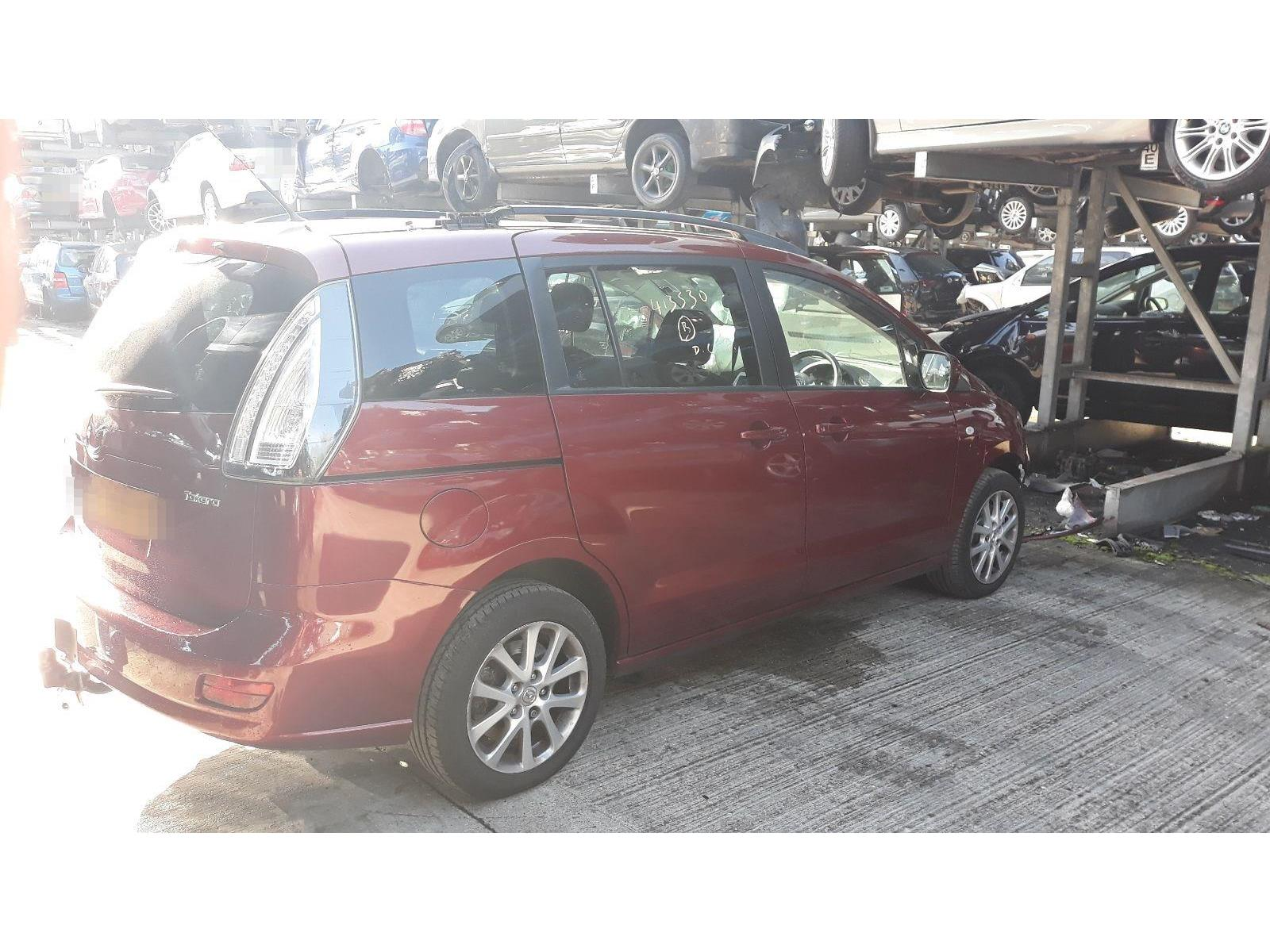 Mazda 5 2006 To 2010 Takara M.P.V. / scrap / salvage car for sale / auction  | Silverlake Autoparts