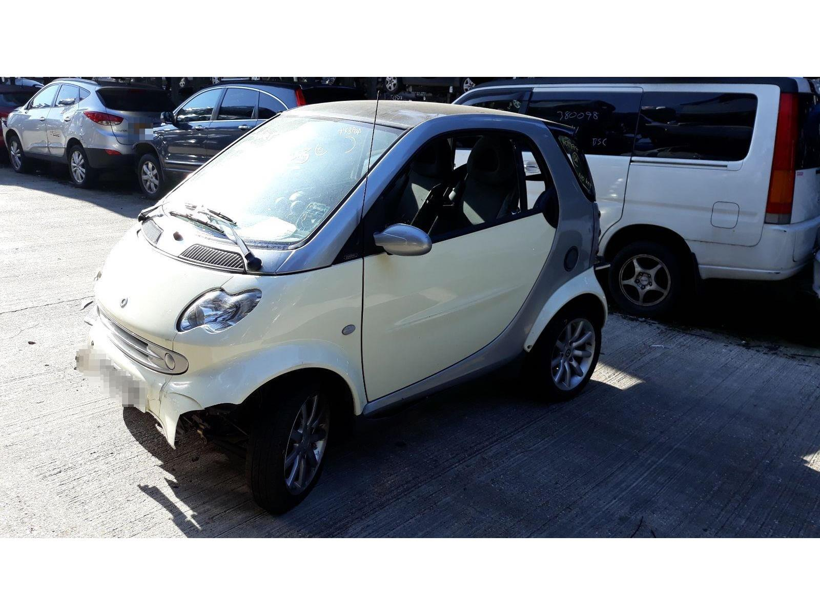 Smart Fortwo 2001 To 2007 Passion 3 Door Hatchback