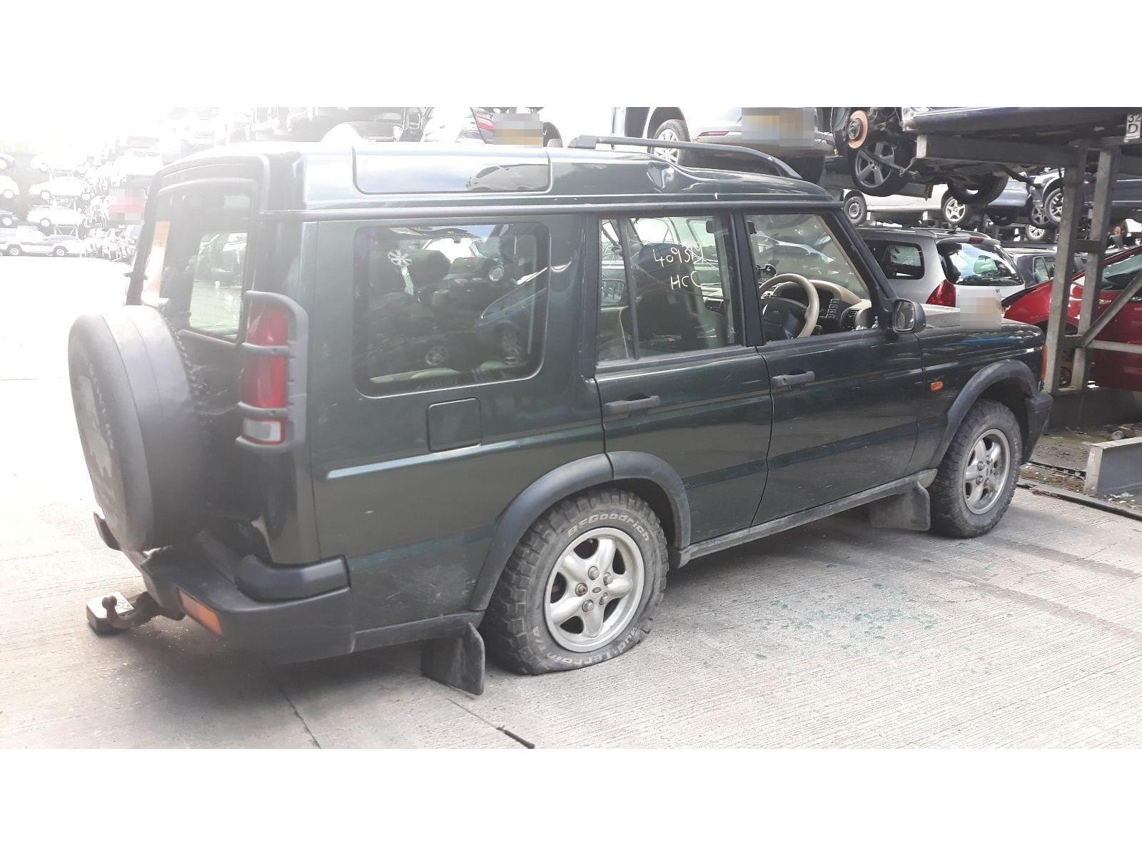 Land Rover Discovery 1998 To 2003 Gs 5 Seat Door 4x4 Scrap Parts Salvage Car For Sale Auction Silverlake Autoparts