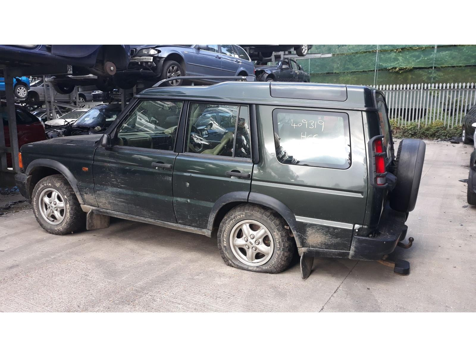 Land Rover Discovery 1998 To 2003 Gs 5 Seat Door 4x4 Scrap Salvage Car For Sale Auction Silverlake Autoparts