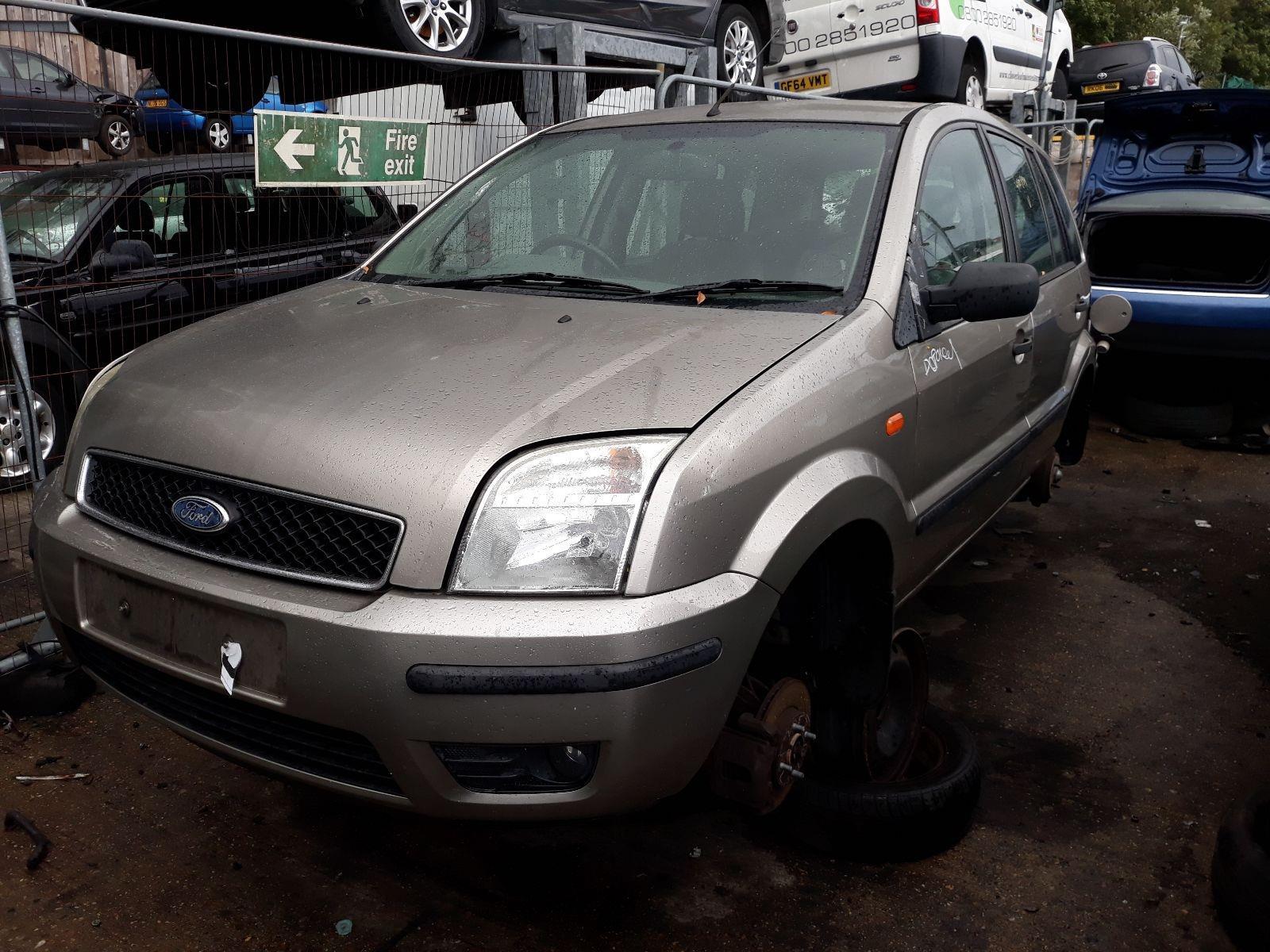 Ford Fusion 2003 To 2012 3 5 Door Hatchback scrap salvage car