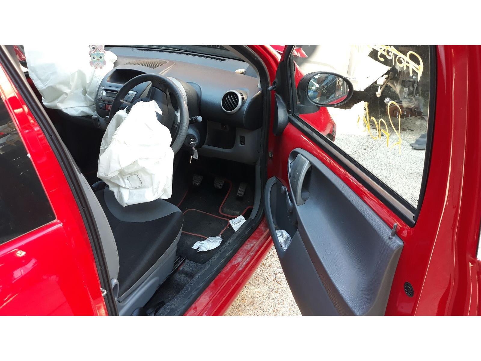 Citroen C1 2005 To 2008 Vibe 3 Door Hatchback / scrap / salvage car for  sale / auction | Silverlake Autoparts