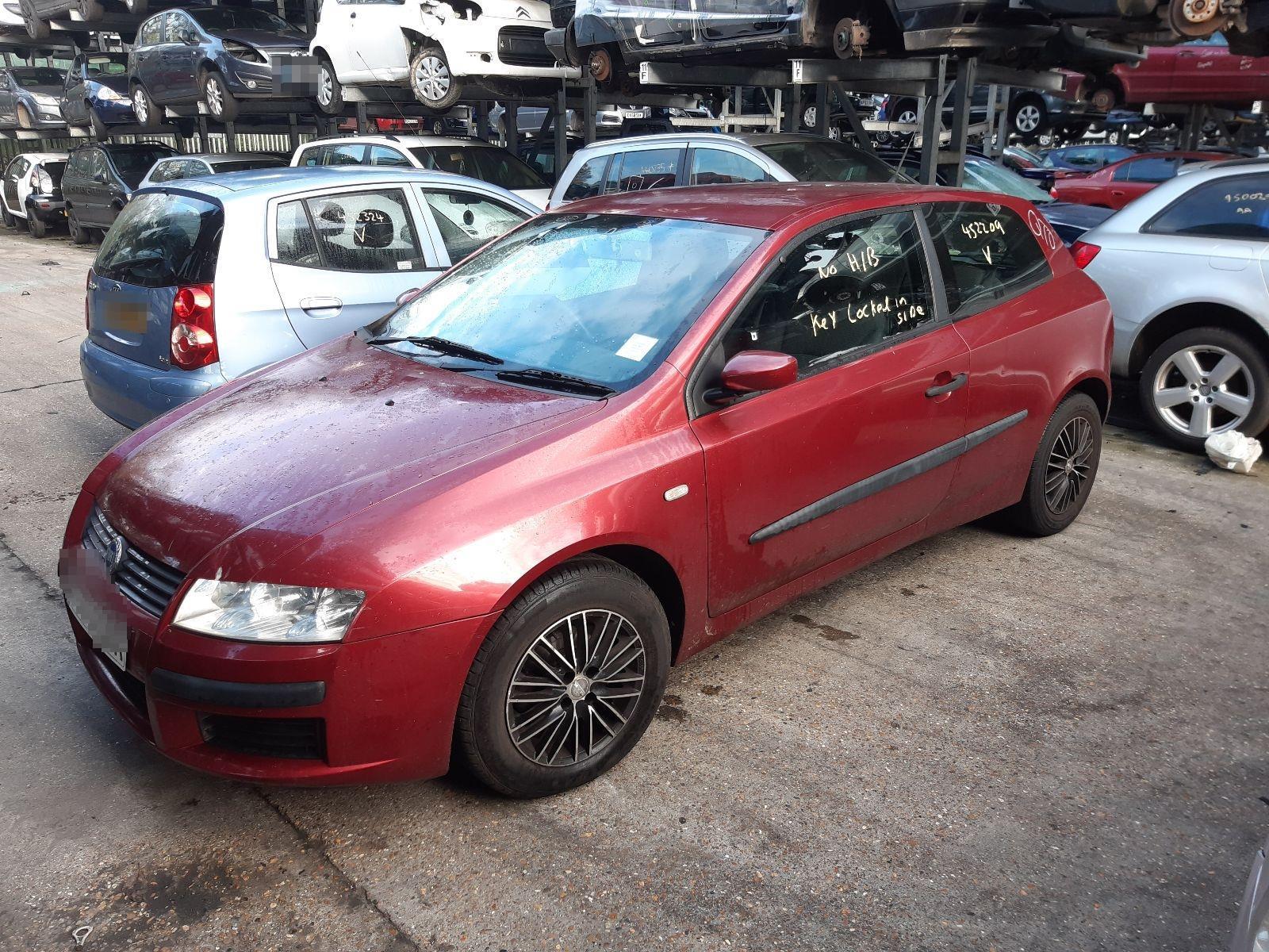 Fiat Stilo 2001 To 2007 Active Sport 5 Door Hatchback