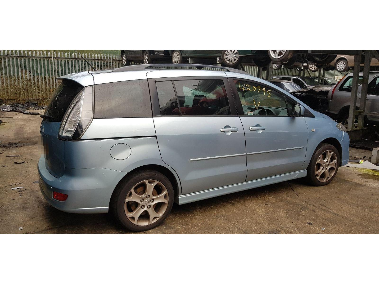 2008 Mazda 5 2006 To 2010 Sport 2 0l Manual Petrol Blue Car Fuse Box