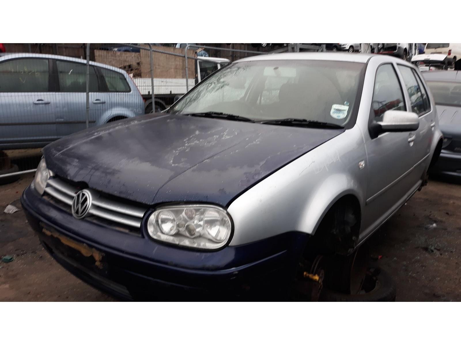 Volkswagen Golf Mk4 1997 To 2003 Pd Gt Tdi 5 Door Hatchback Scrap Skoda Octavia Fuse Box 2014
