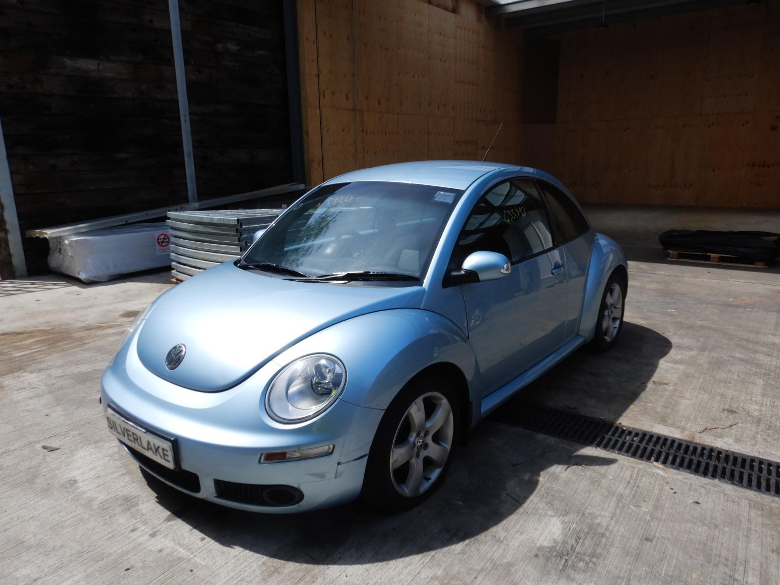 Volkswagen Beetle 2006 To 2011 3 Door Hatchback / scrap