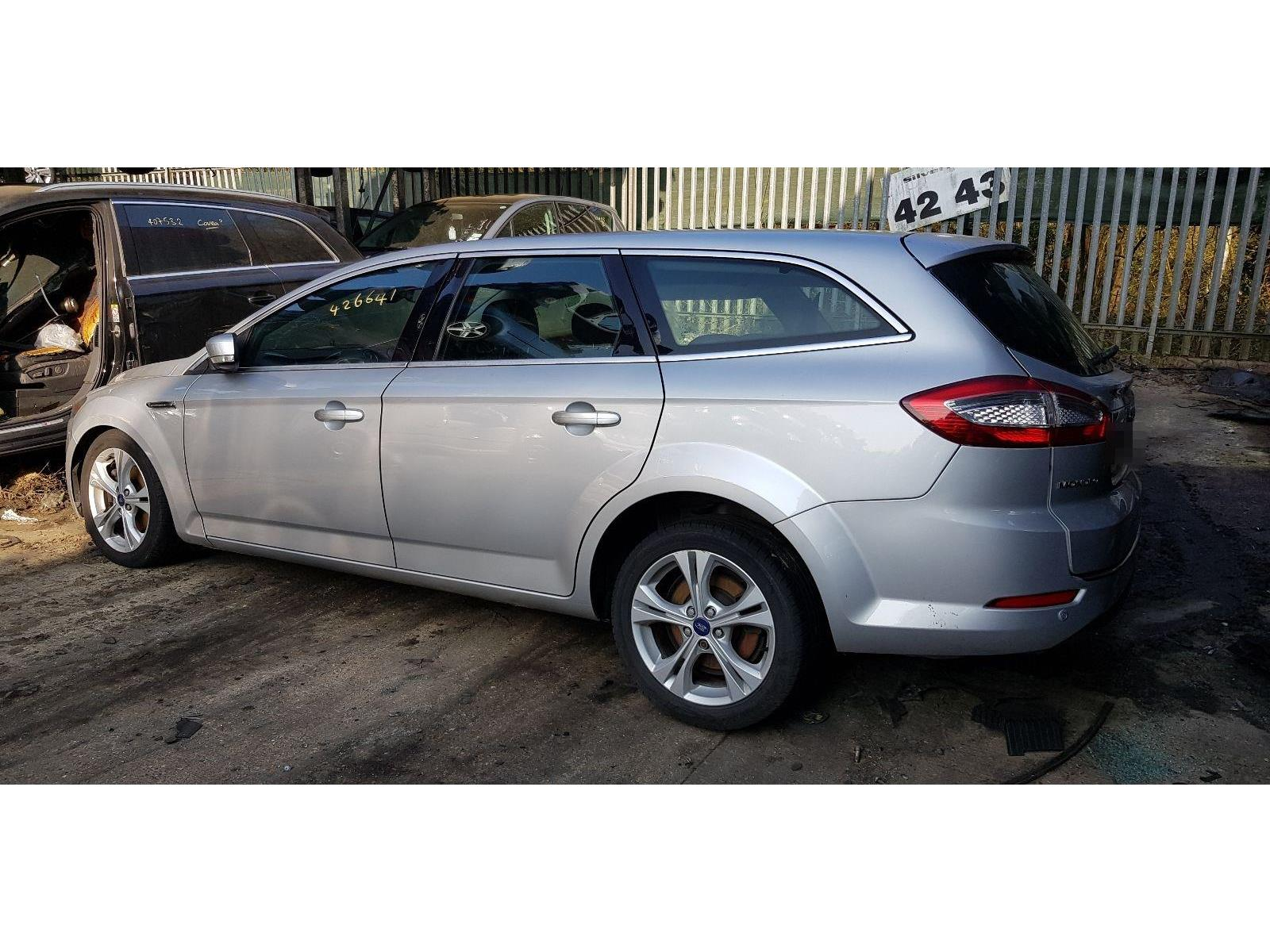 ford mondeo 2011 to 2014 titanium x 5 door estate / scrap / salvage car for  sale / auction | silverlake autoparts