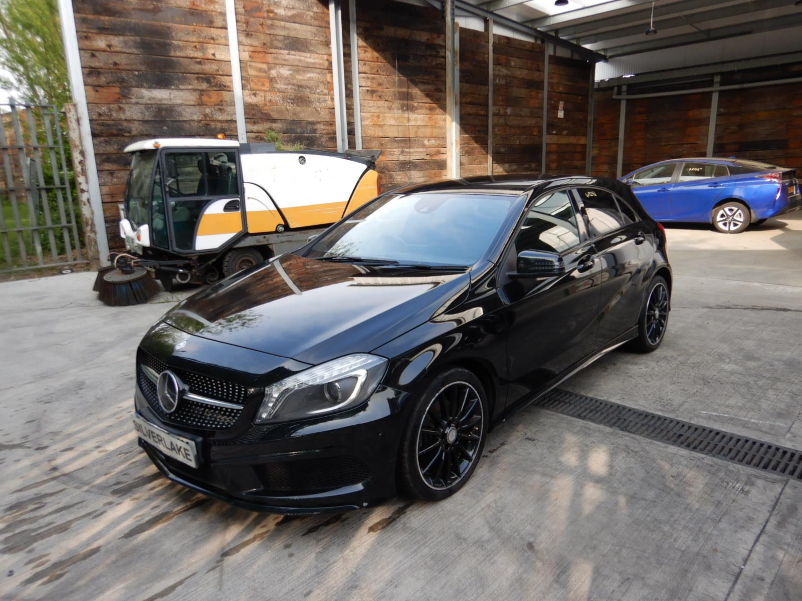 Mercedes-Benz A Class 2012 To 2015 A200 AMG Night Edition CDi 5 Door Hatchback