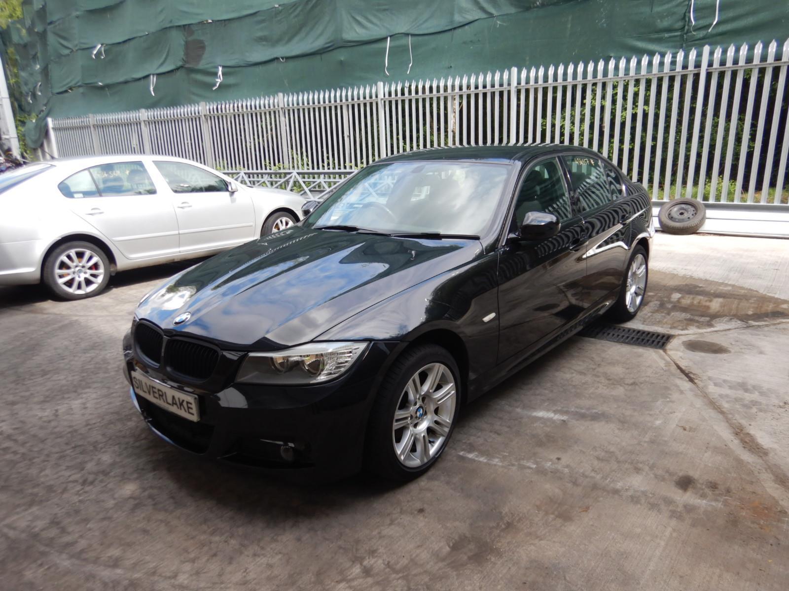 BMW 3 Series 2005 To 2010 318i M Sport 4 Door Saloon
