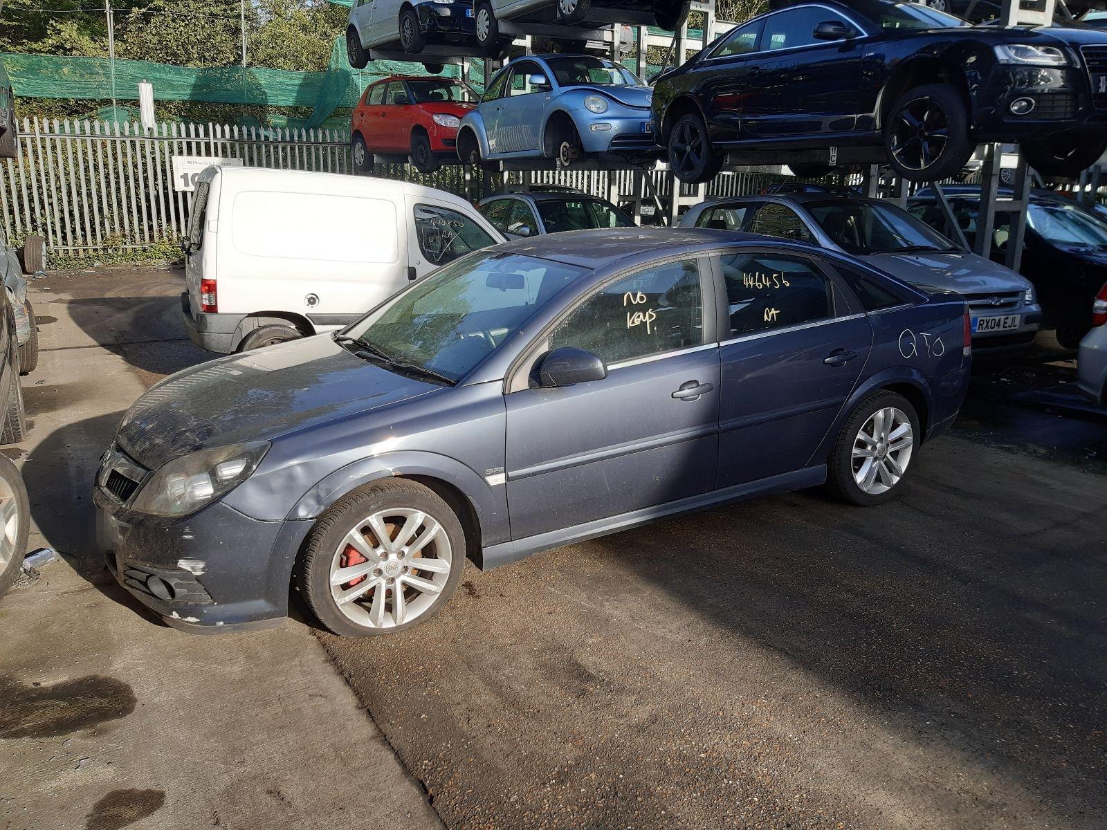 Vauxhall Vectra 2005 To 2010 SRi CDTi 5 Door Hatchback