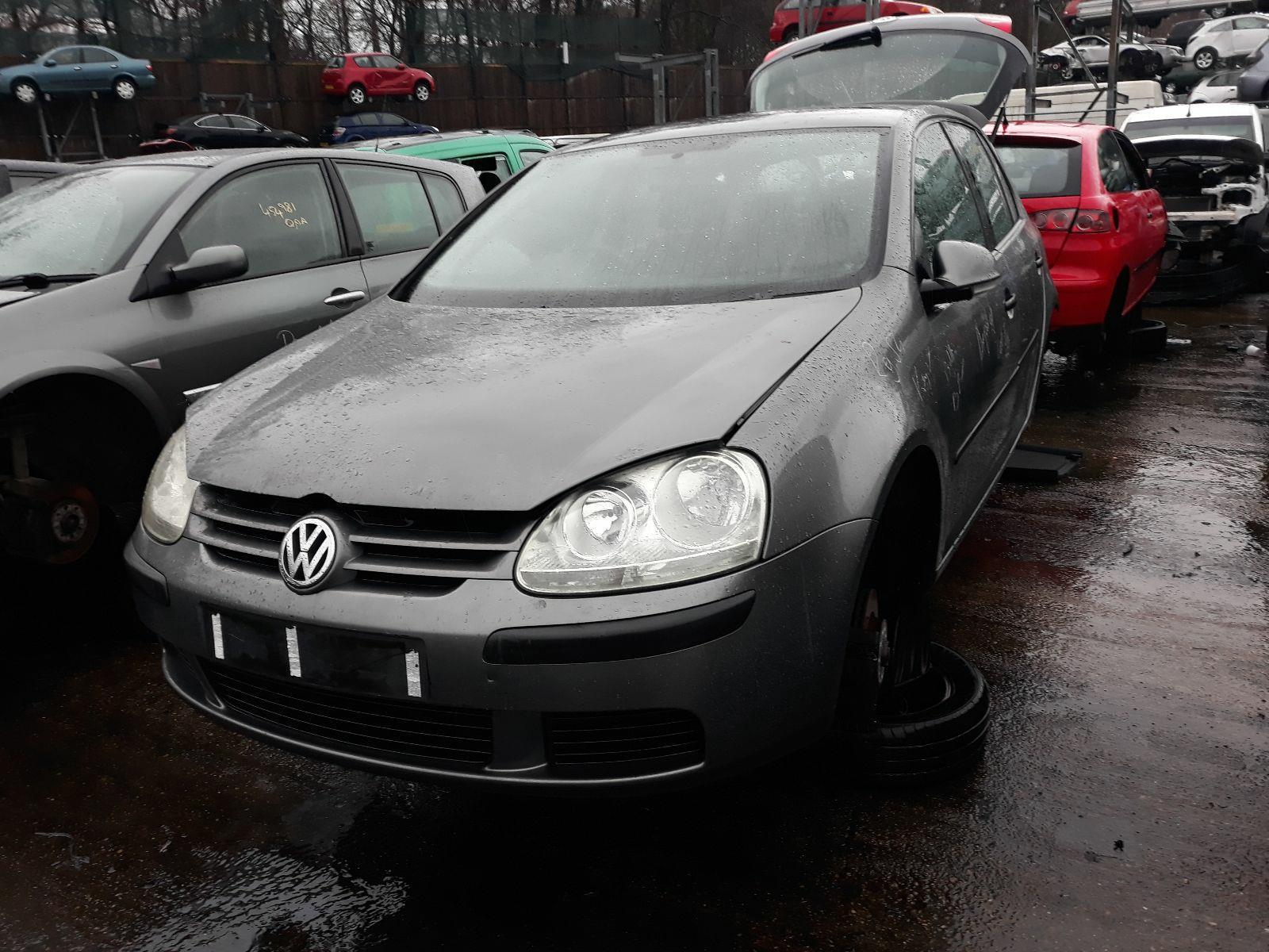 Volkswagen Golf mk5 2003 To 2009 S 5 Door Hatchback