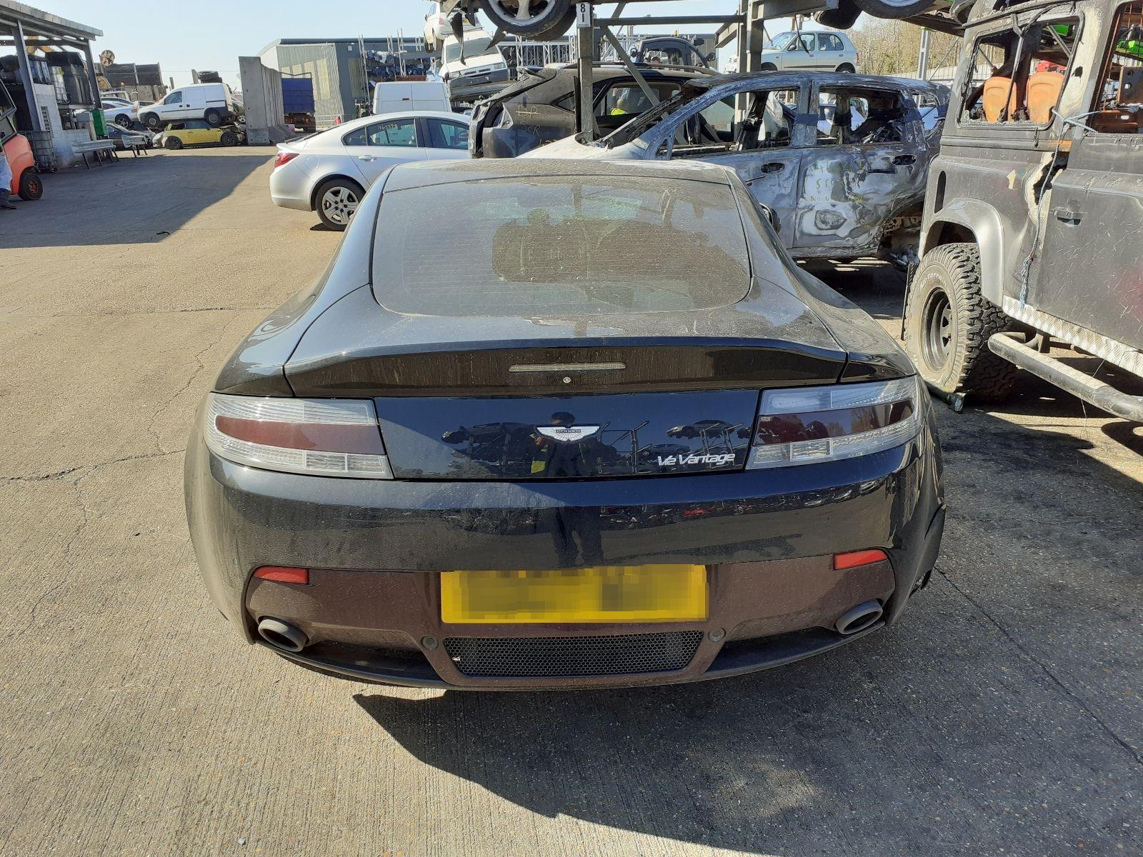 Aston Martin Vantage 2008 On V12 2 Door Coupe Scrap Salvage Car For Sale Auction Silverlake Autoparts